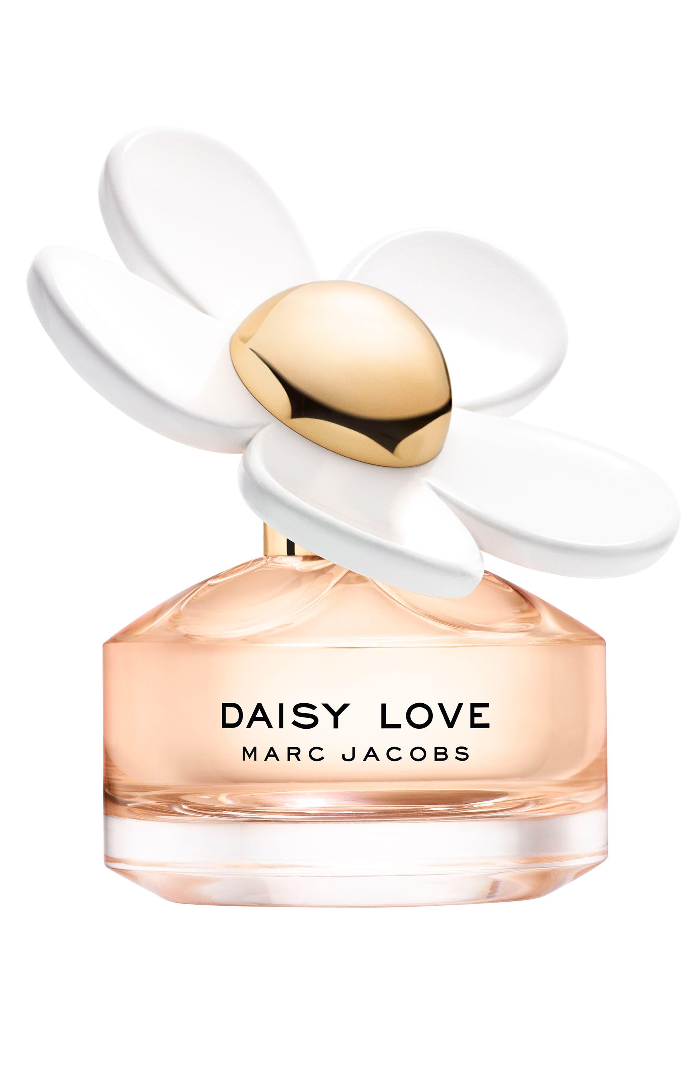 Daisy Love Eau de Toilette,                             Main thumbnail 1, color,                             No Color