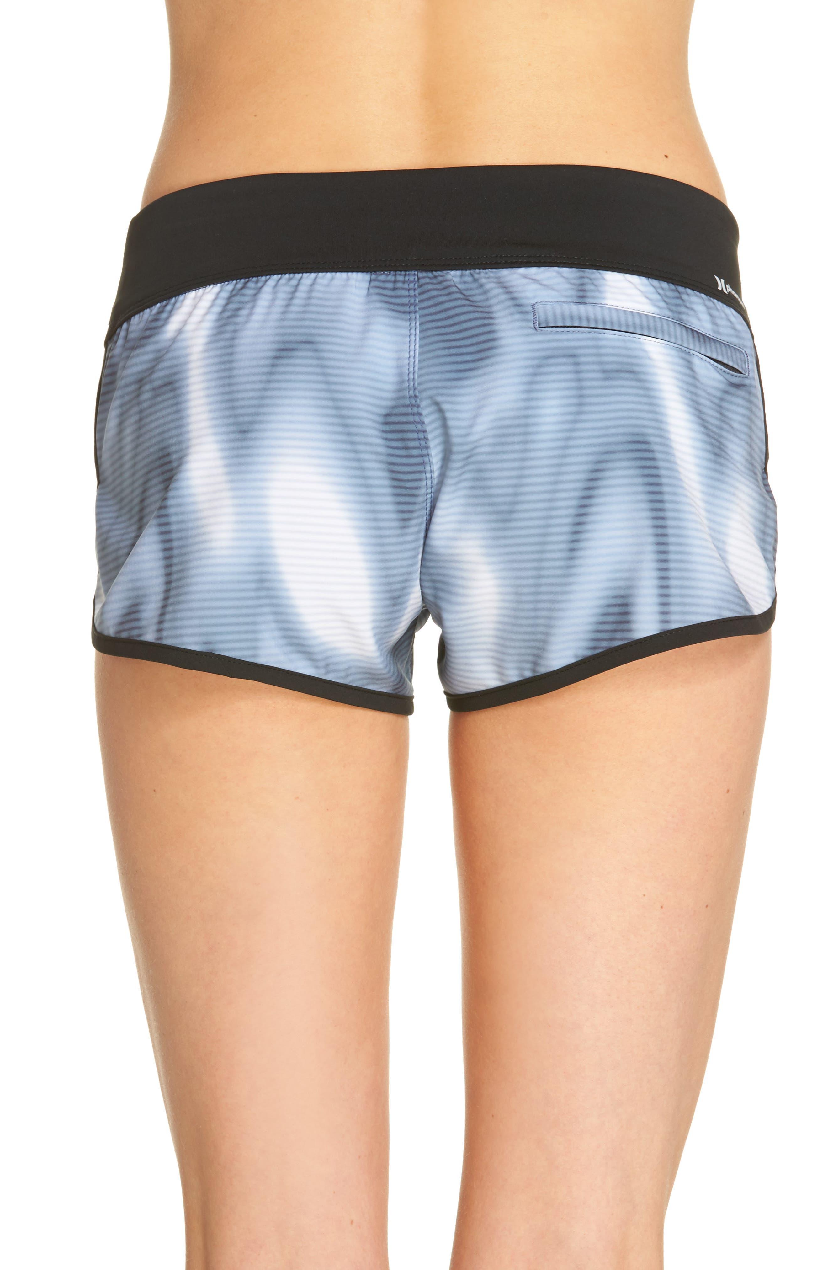 Phantom Waves Beachrider Shorts,                             Alternate thumbnail 2, color,                             Squadron Blue