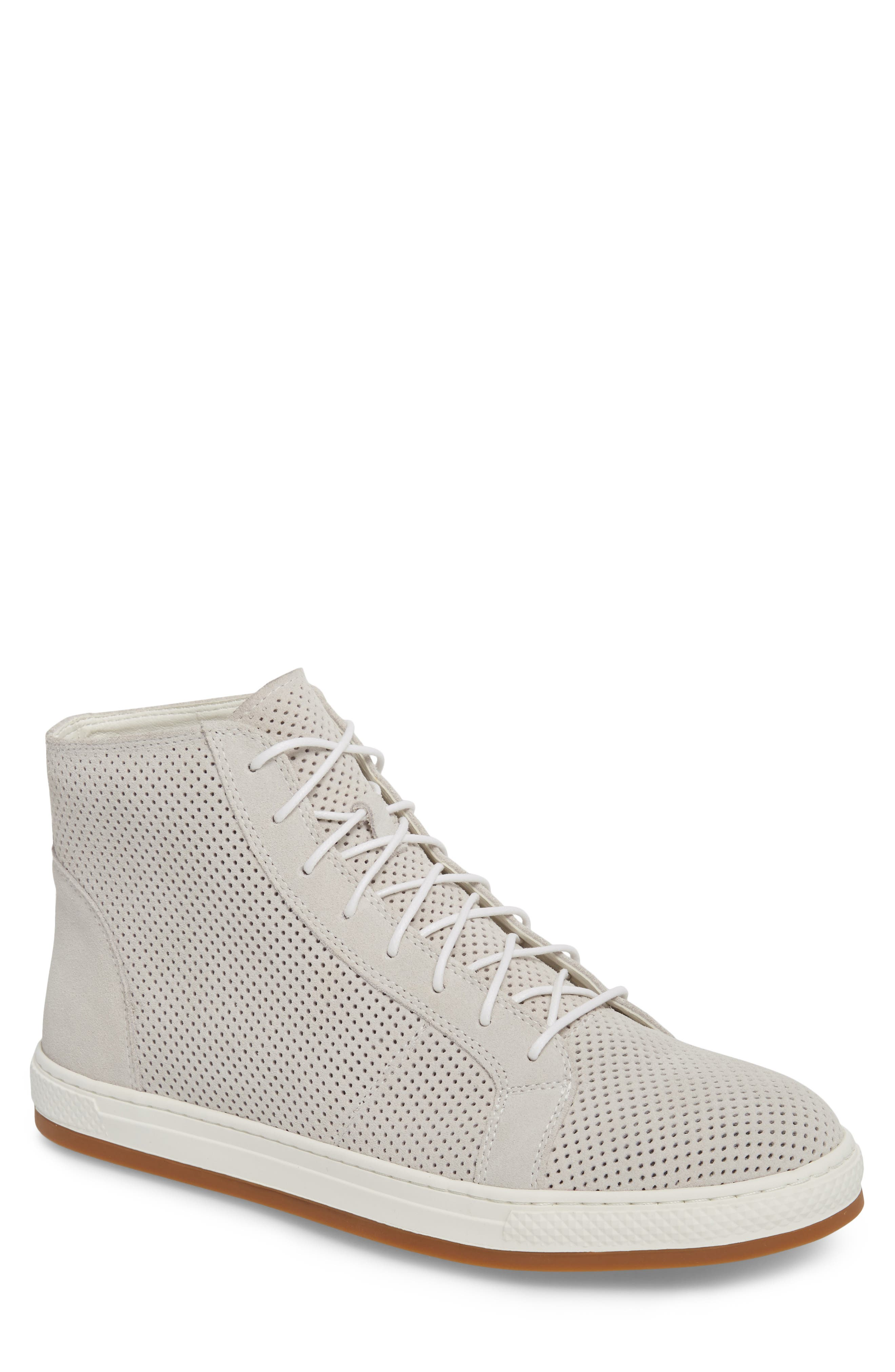 English Laundry Windsor Perforated High Top Sneaker (Men)