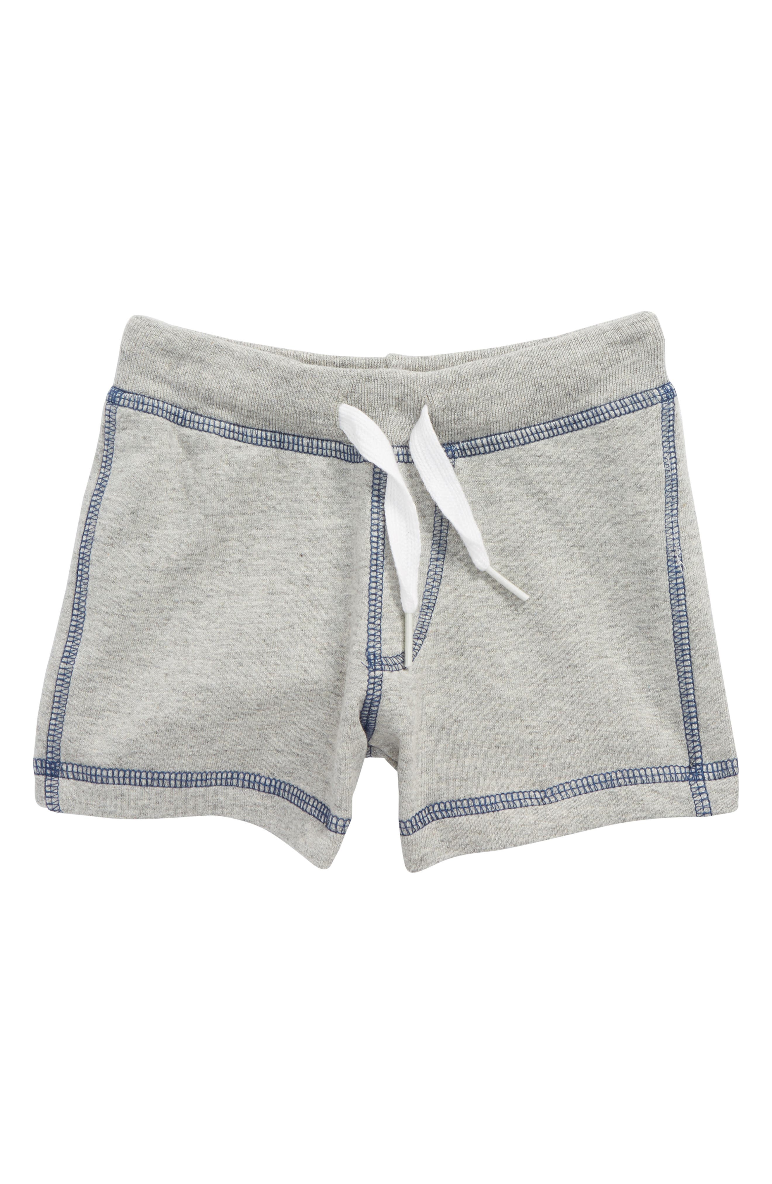 Alternate Image 1 Selected - Hatley Pull-On Shorts (Baby Boys)