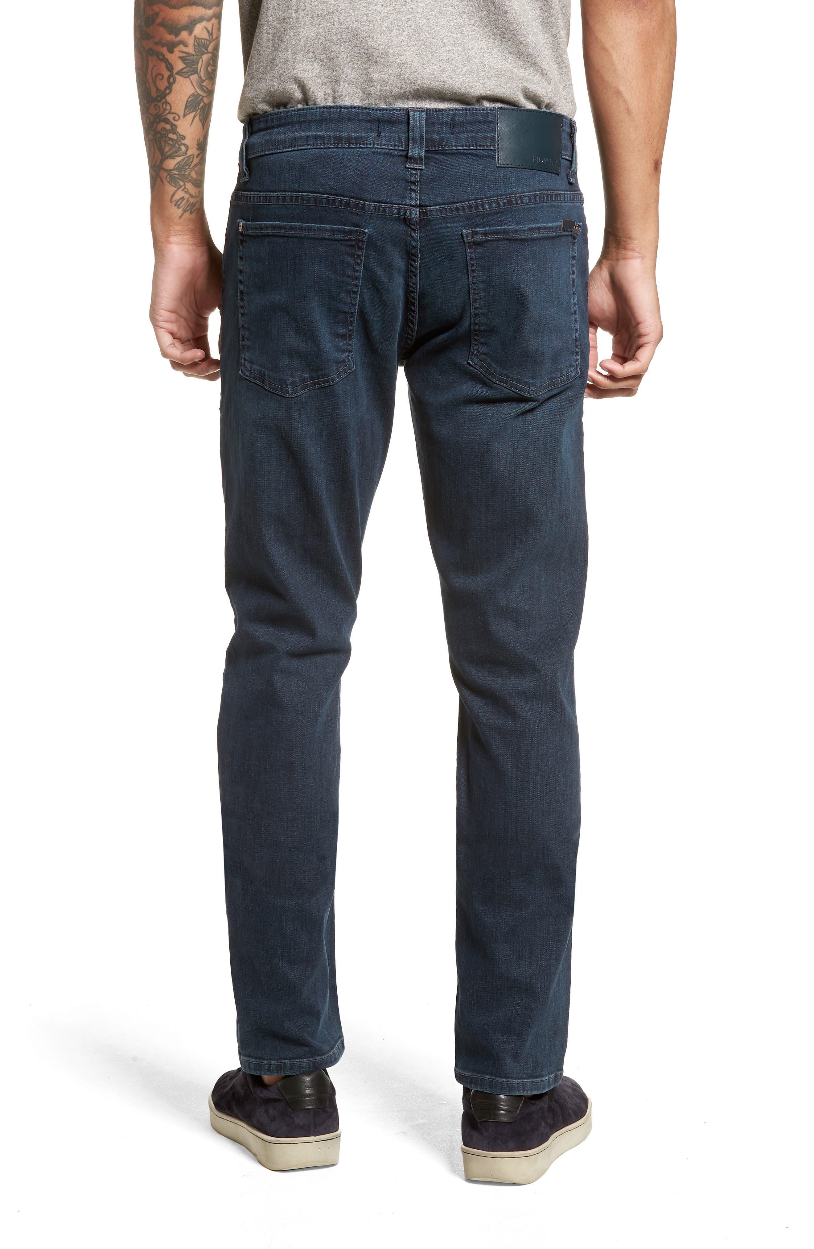 Torino Slim Fit Jeans,                             Alternate thumbnail 2, color,                             Manchester