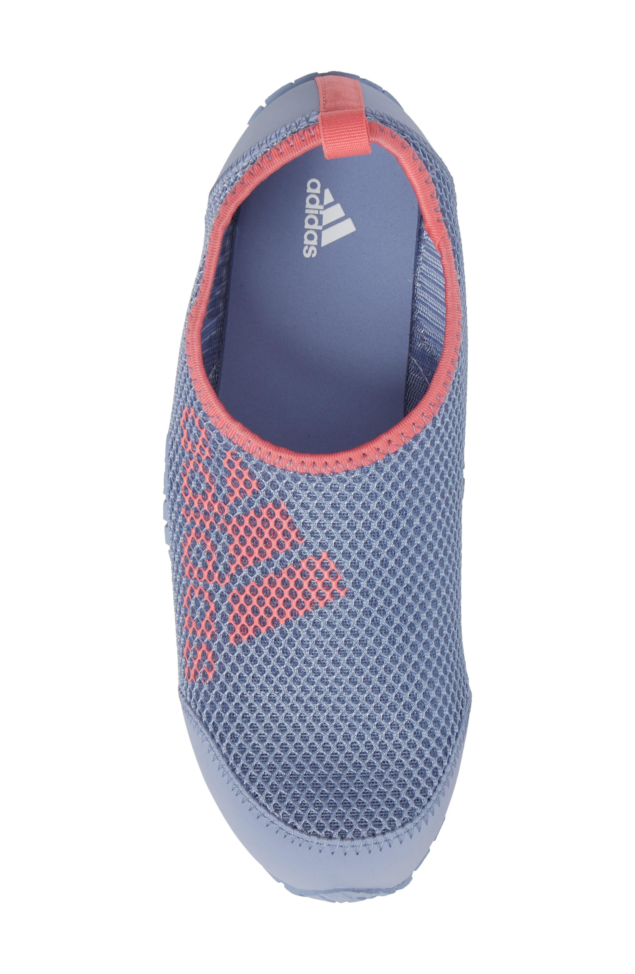 Alternate Image 5  - adidas Kurobe Mesh Slip-On Water Shoe (Toddler, Little Kid & Big Kid)