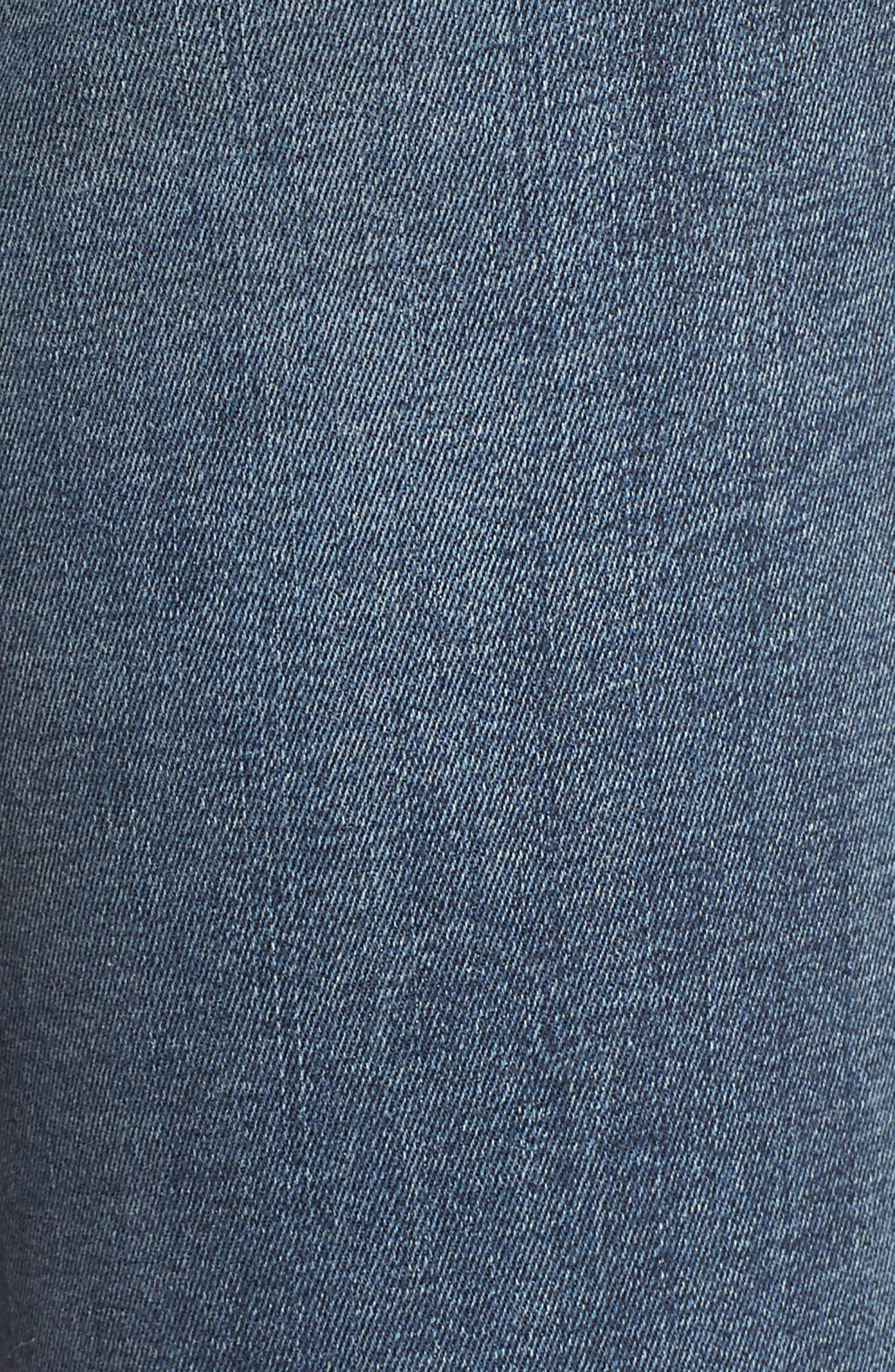 Alternate Image 5  - Vigoss Jagger Ripped Skinny Jeans