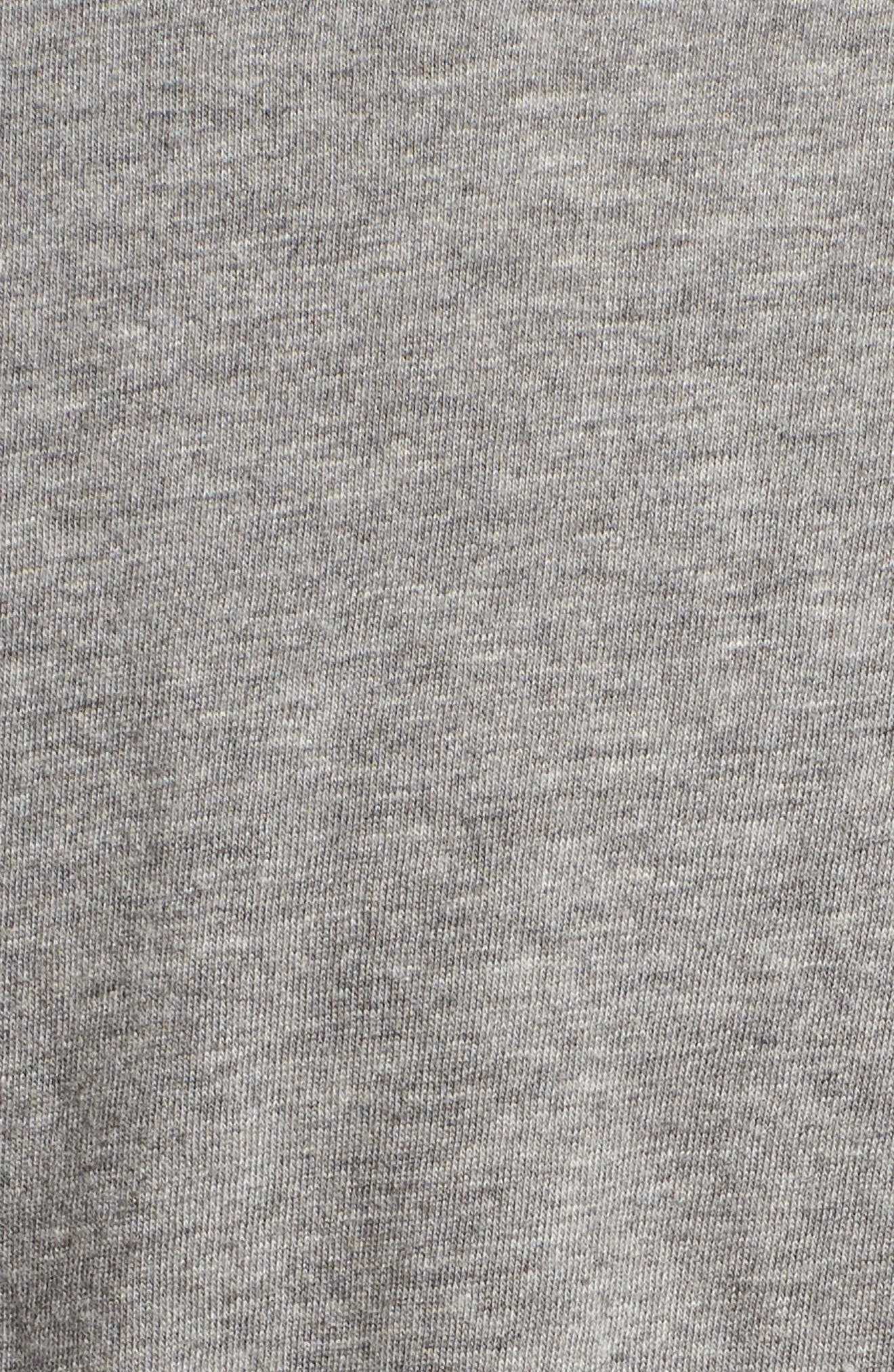 Seattle Mariners Fader Letter Tee,                             Alternate thumbnail 6, color,                             Slate Grey
