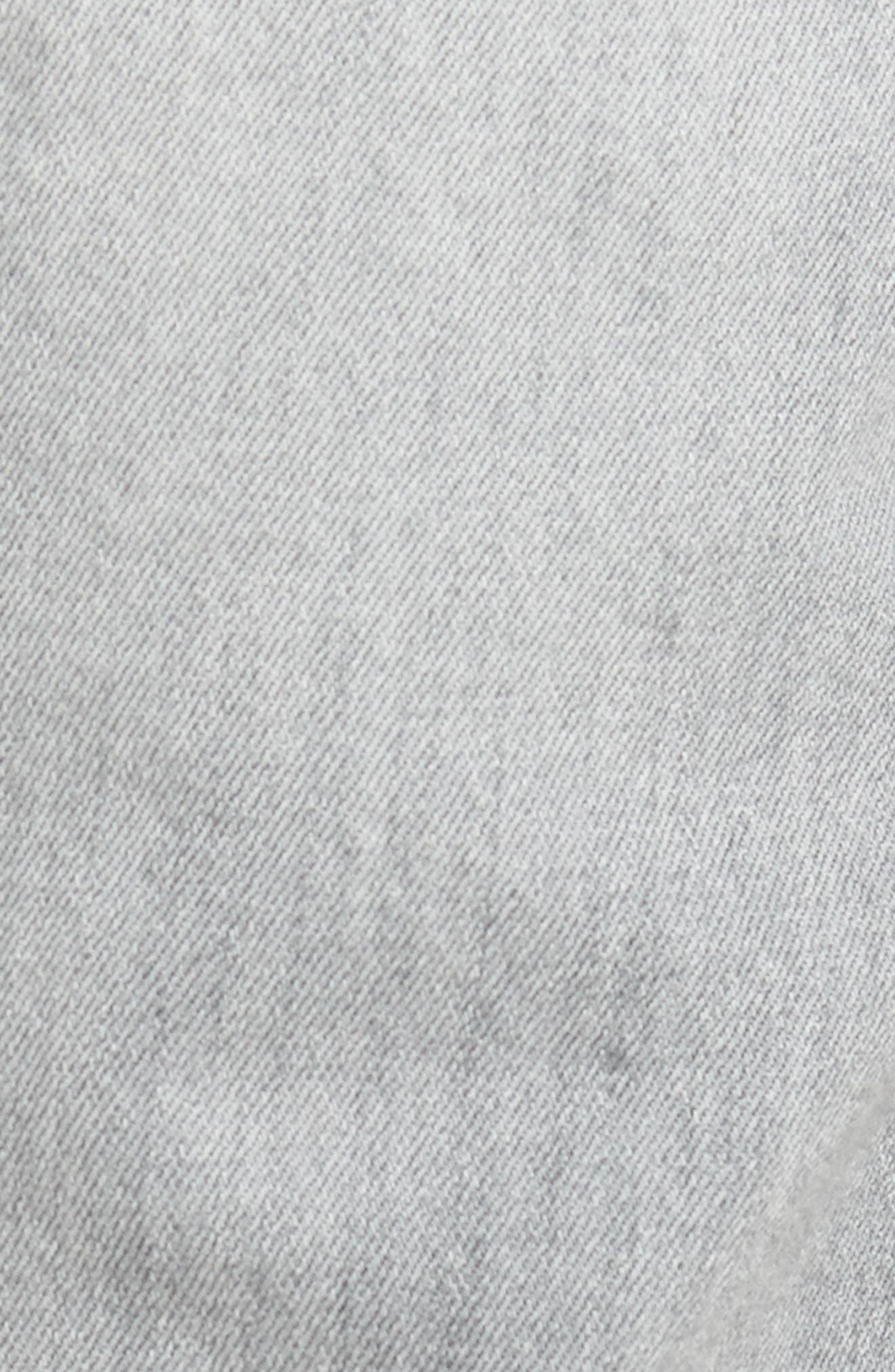 Graduate Slim Straight Leg Jeans,                             Alternate thumbnail 5, color,                             21 Years Outline