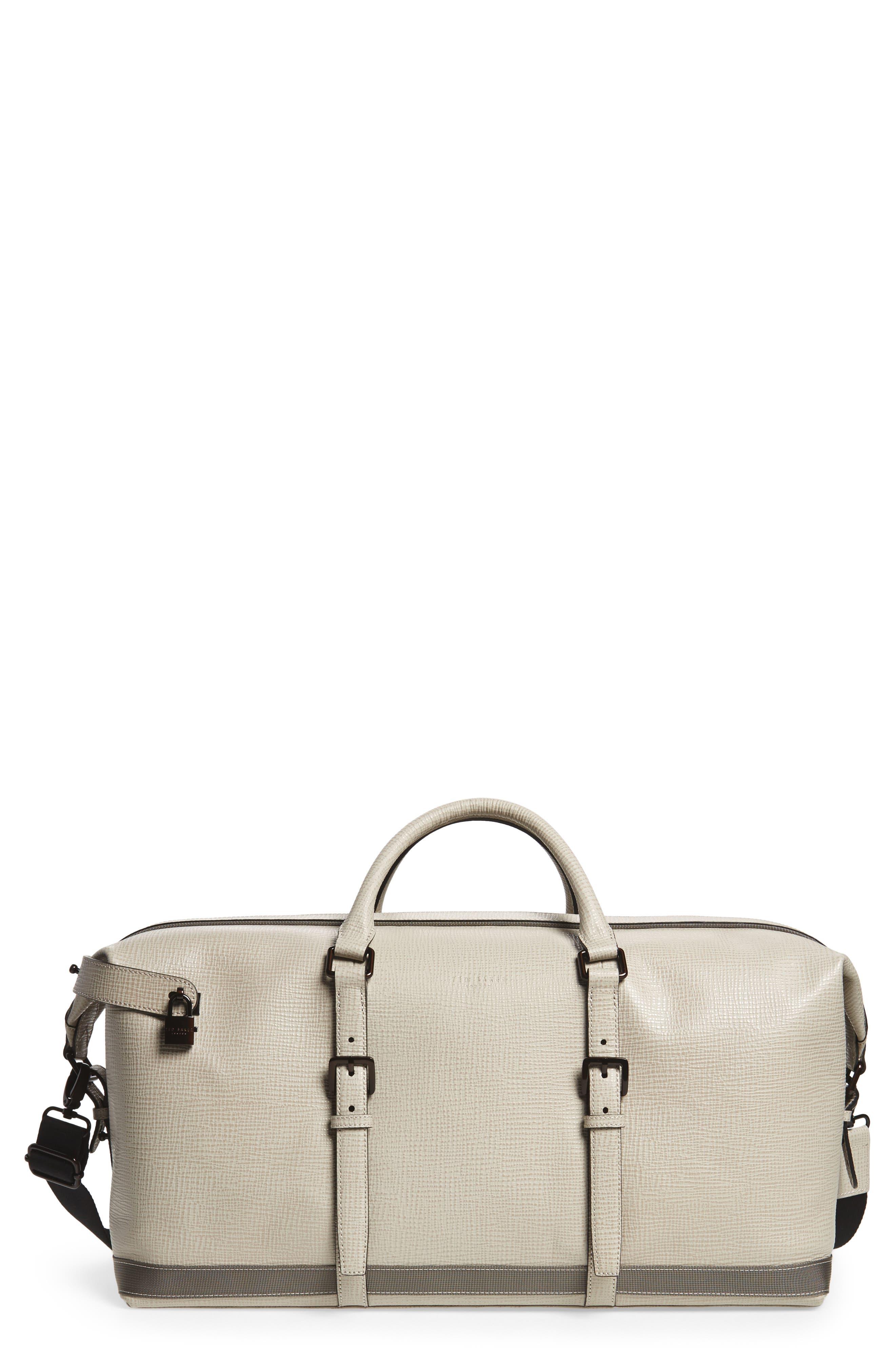 Ragmar Palmelato Holdall Duffel Bag,                         Main,                         color, Natural
