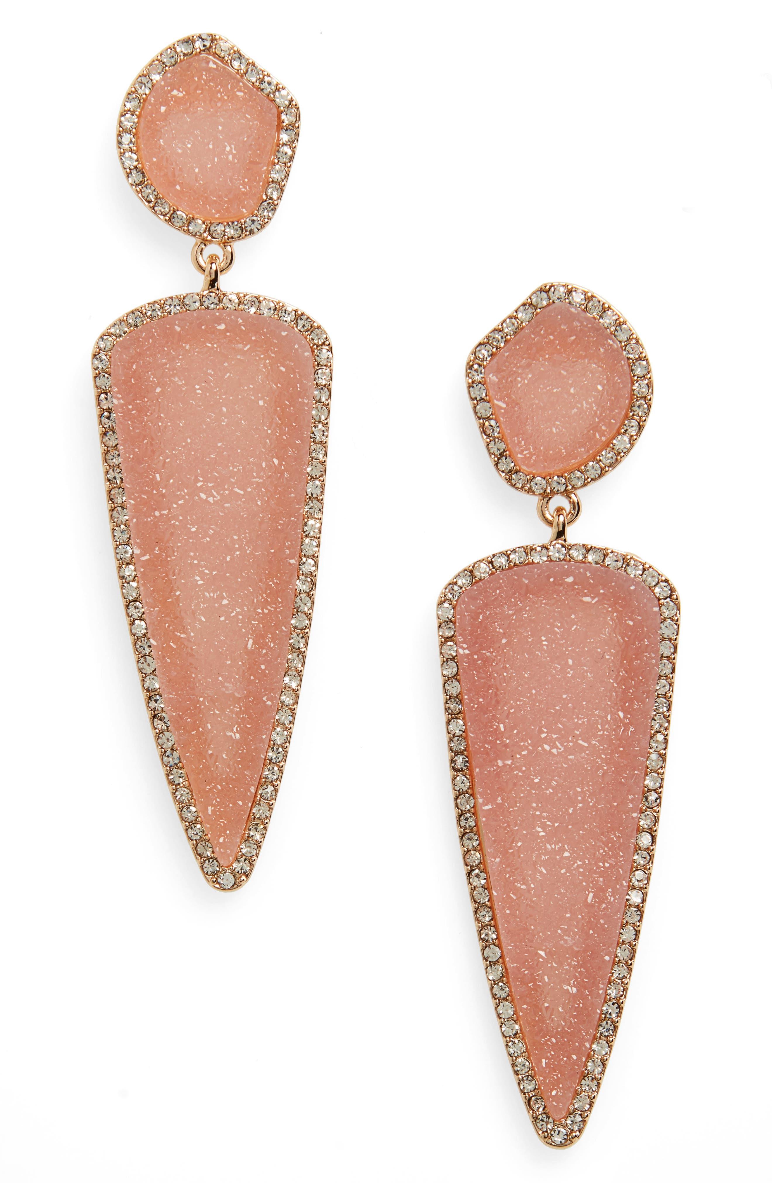 BaubleBar Moonbeam Drop Earrings