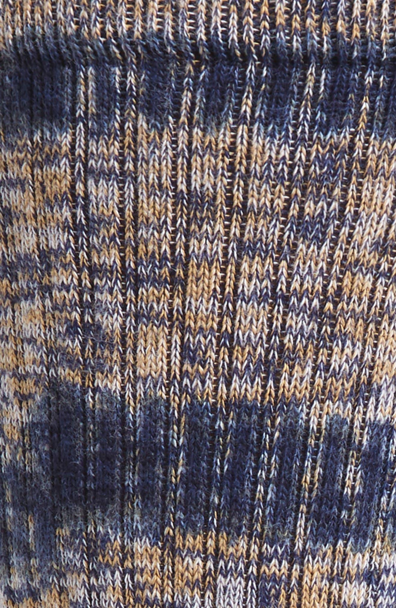 Avi Socks,                             Alternate thumbnail 2, color,                             Navy