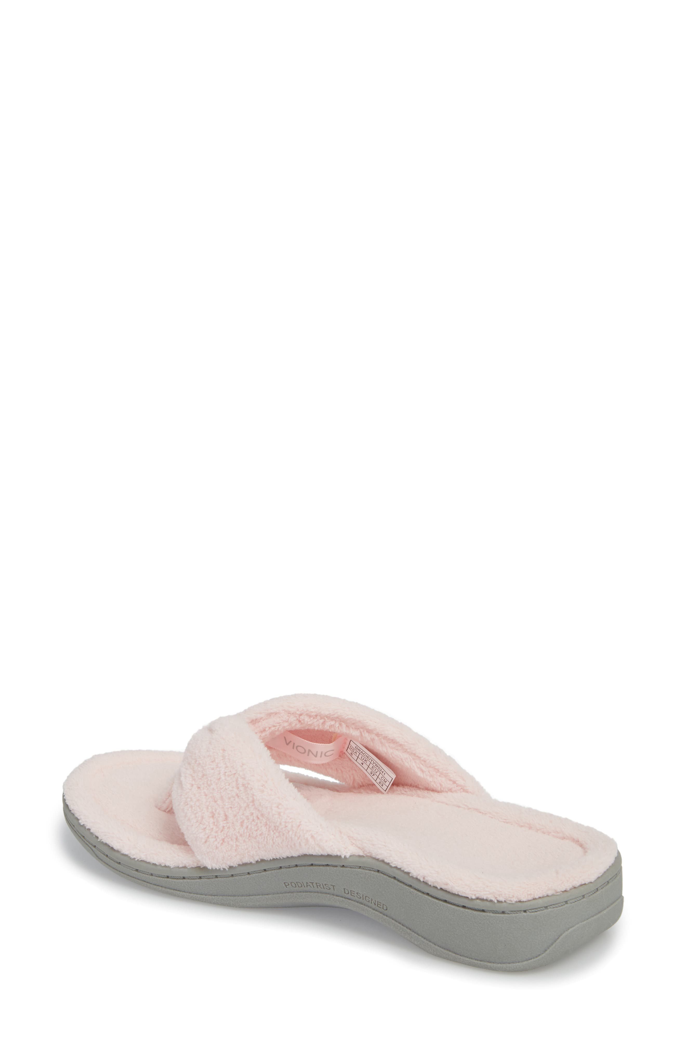 Gracie Slipper,                             Alternate thumbnail 2, color,                             Pink