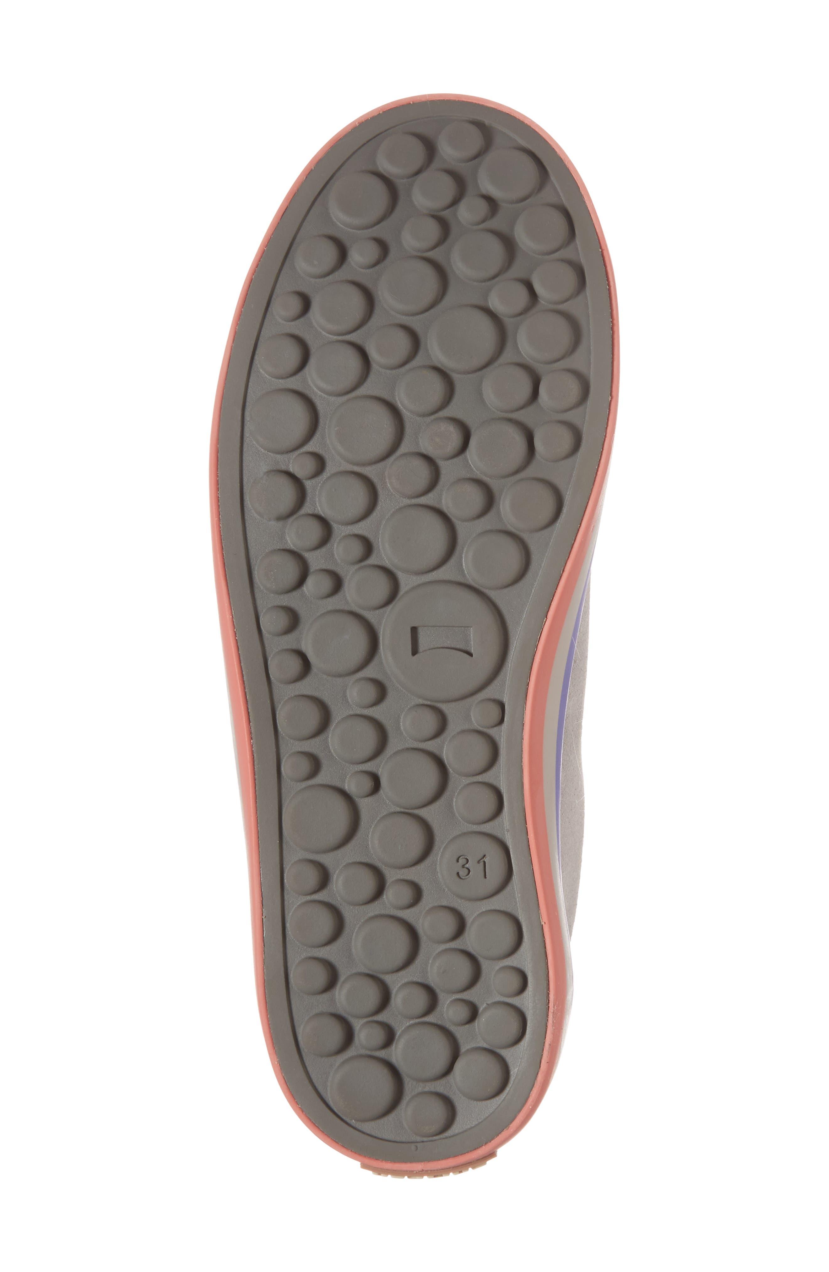 Pursuit Sneaker,                             Alternate thumbnail 6, color,                             Light Grey