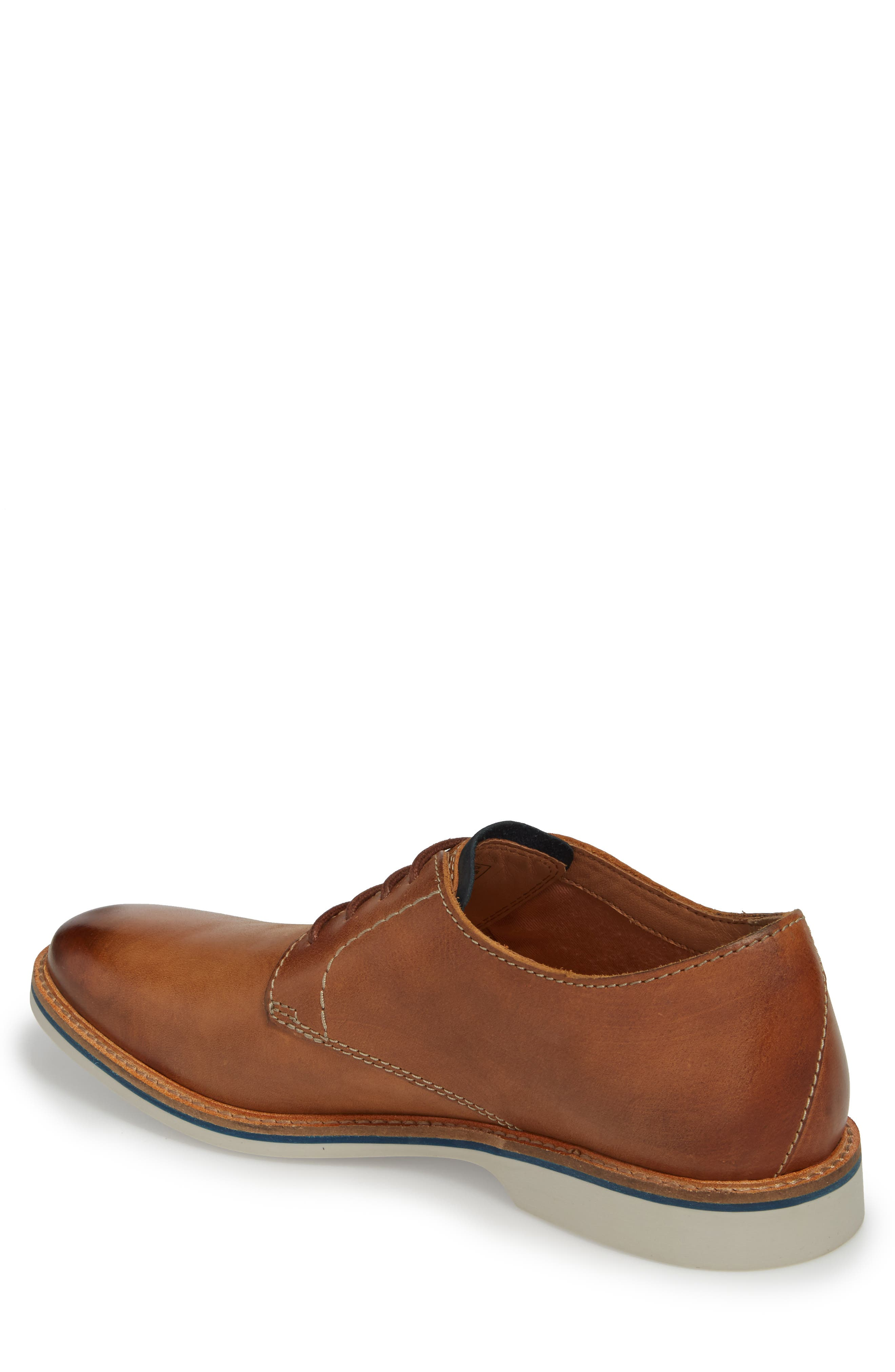 Alternate Image 2  - Clarks® Atticus Plain Toe Derby (Men)