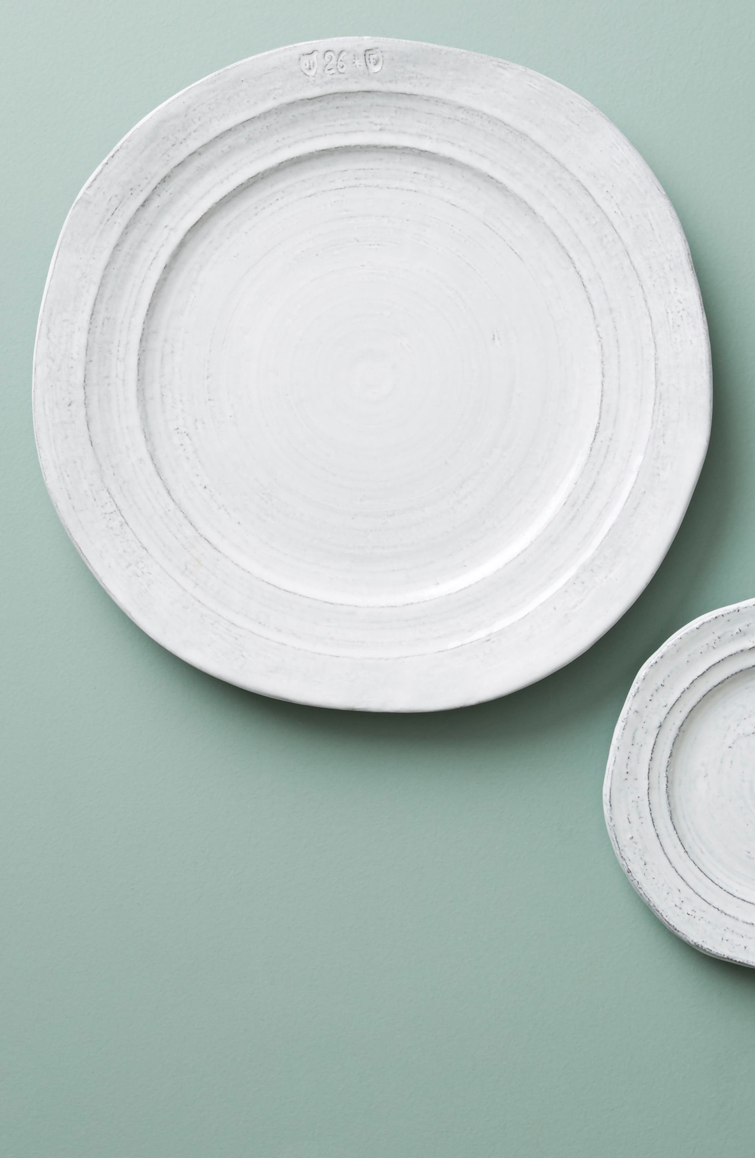 Anthropologie Glenna Dinner Plate