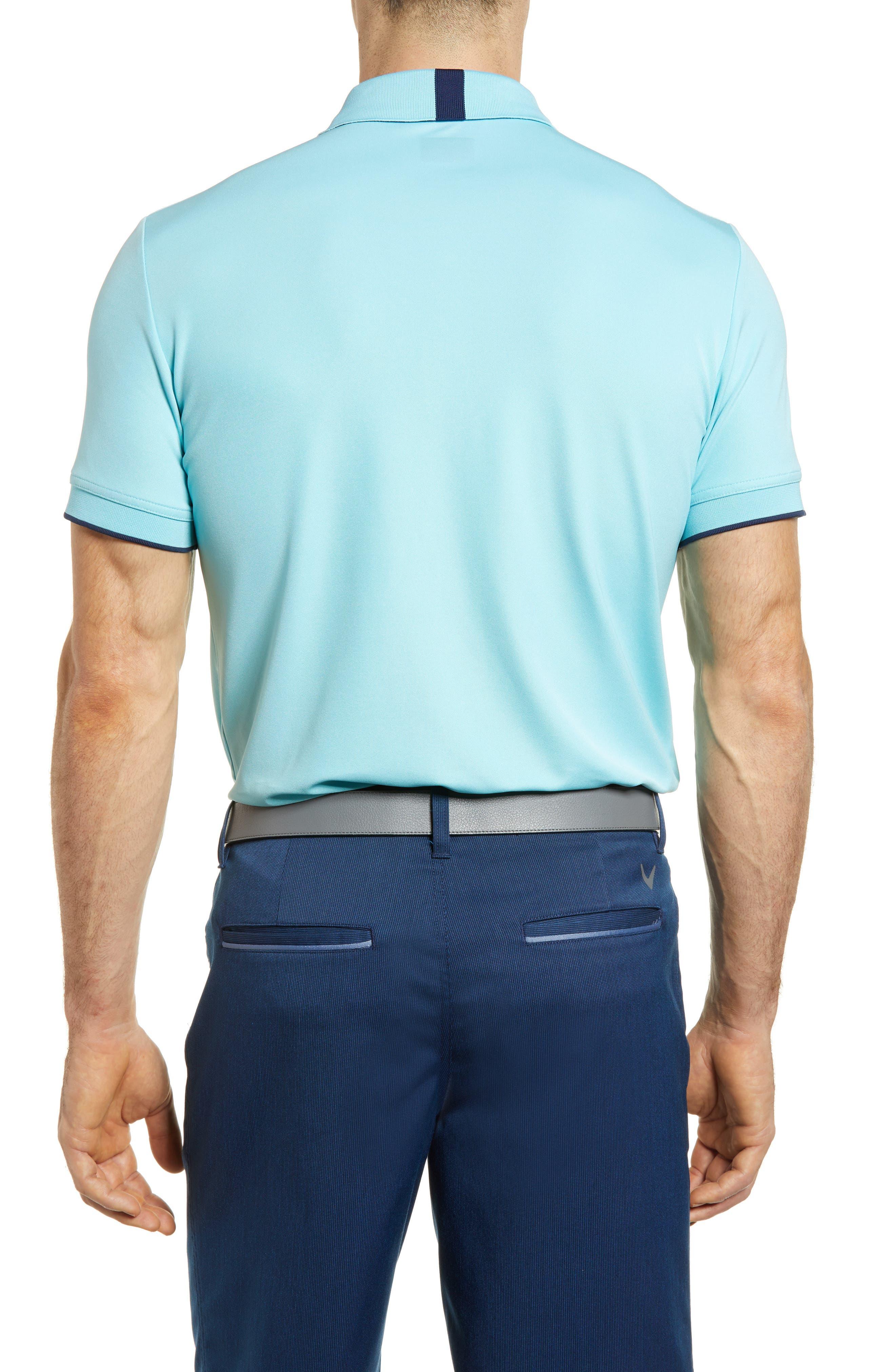 Slim Fit Stretch Polo Shirt,                             Alternate thumbnail 2, color,                             Petit Four