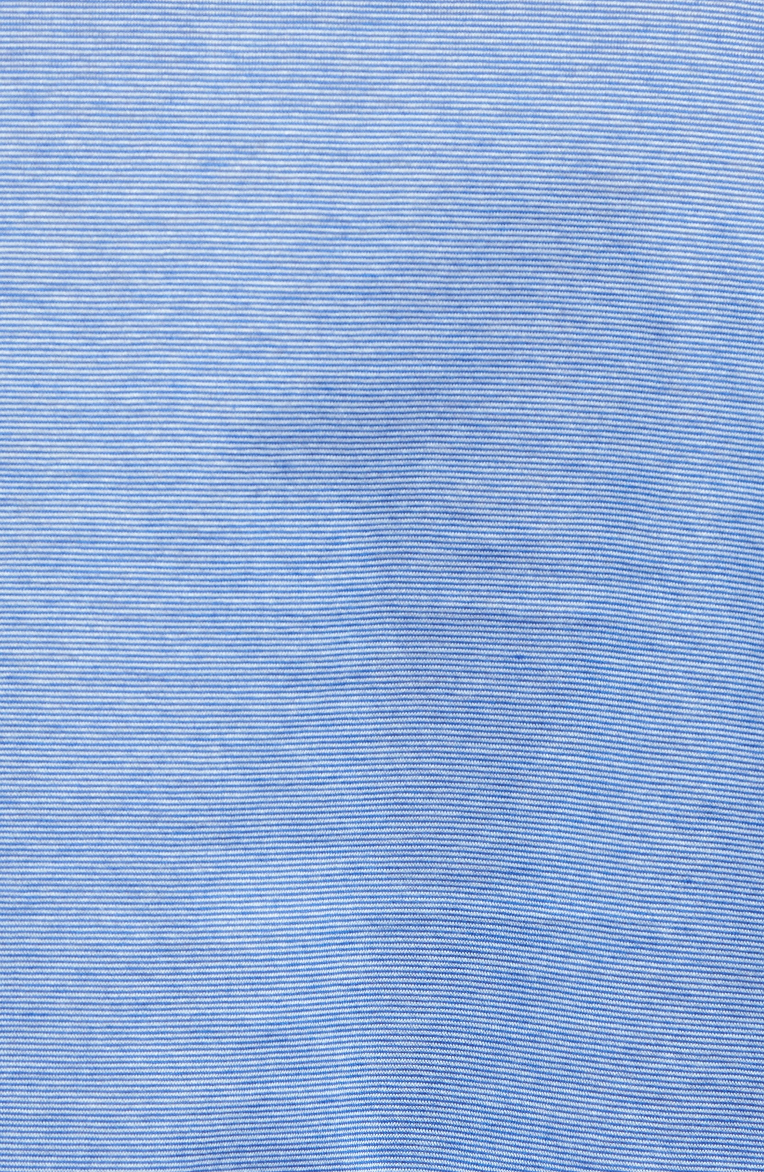 Fine Line Polo,                             Alternate thumbnail 5, color,                             Blue