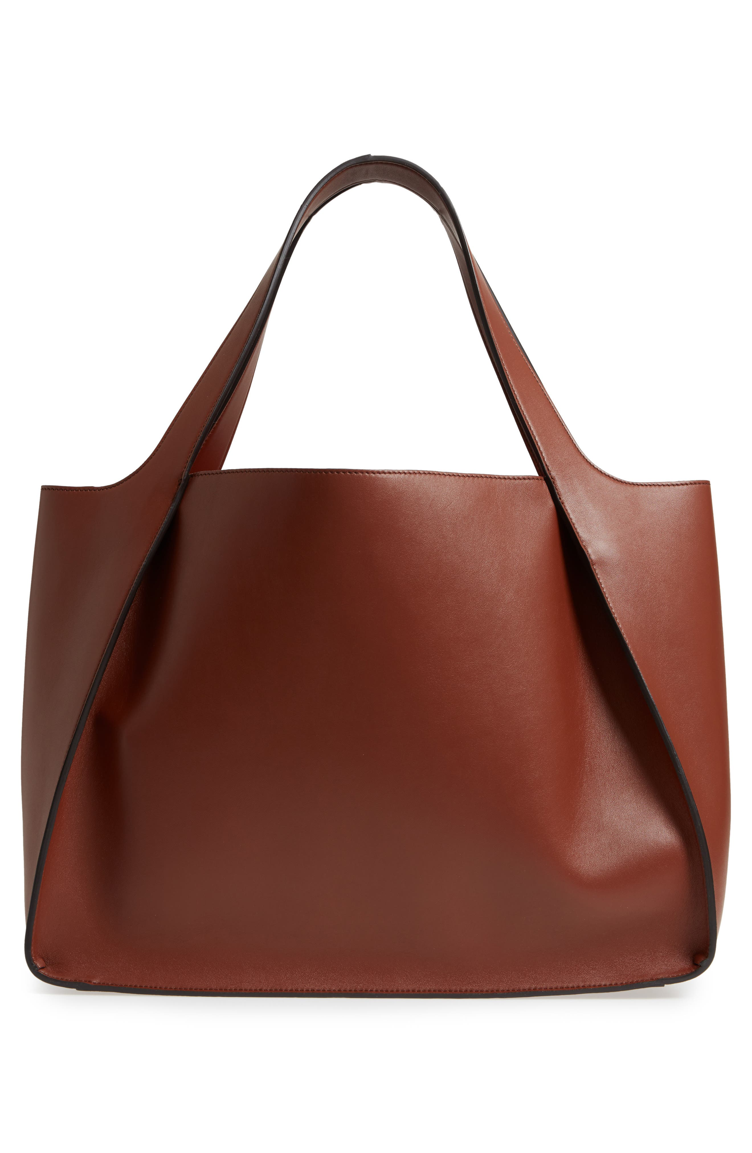 Alternate Image 3  - Stella McCartney Medium Perforated Logo Faux Leather Tote