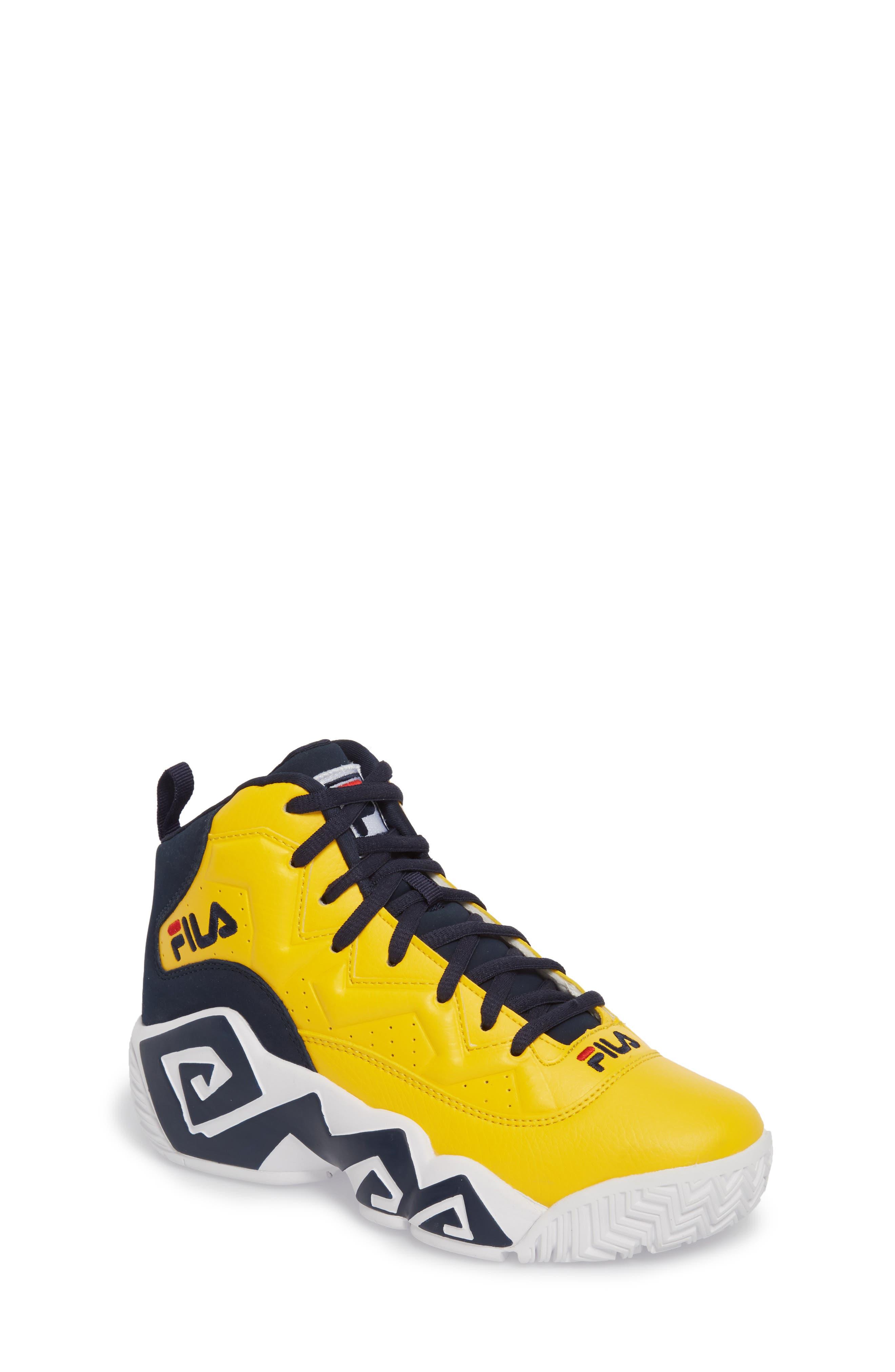 FILA MB High Top Sneaker (Big Kid)