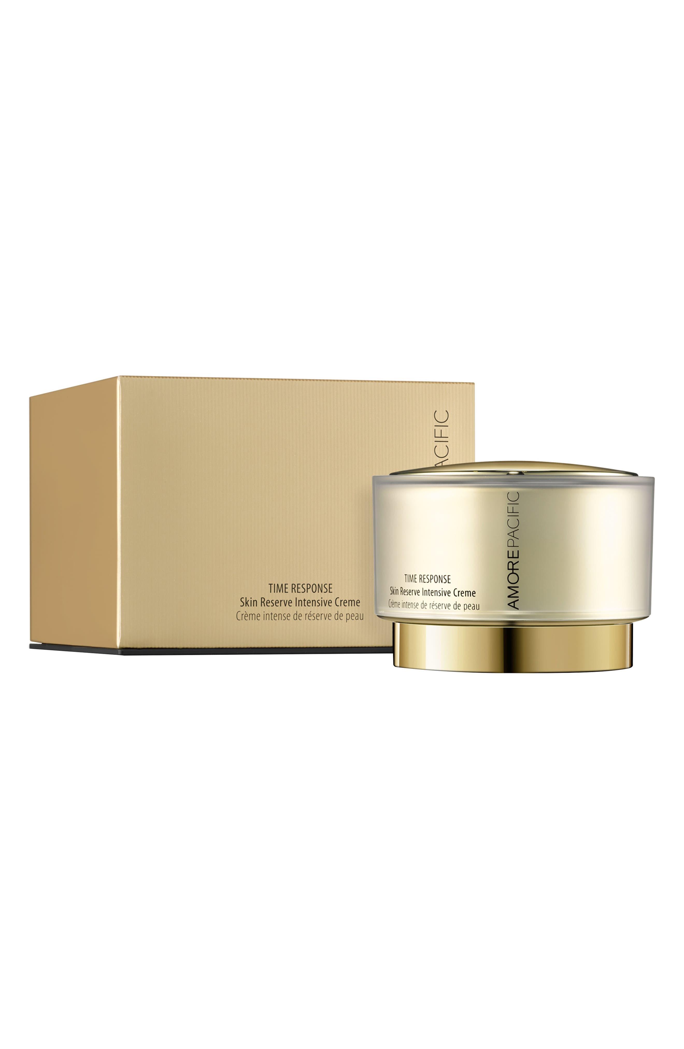 Time Response Skin Reserve Intensive Crème,                             Alternate thumbnail 2, color,                             No Color