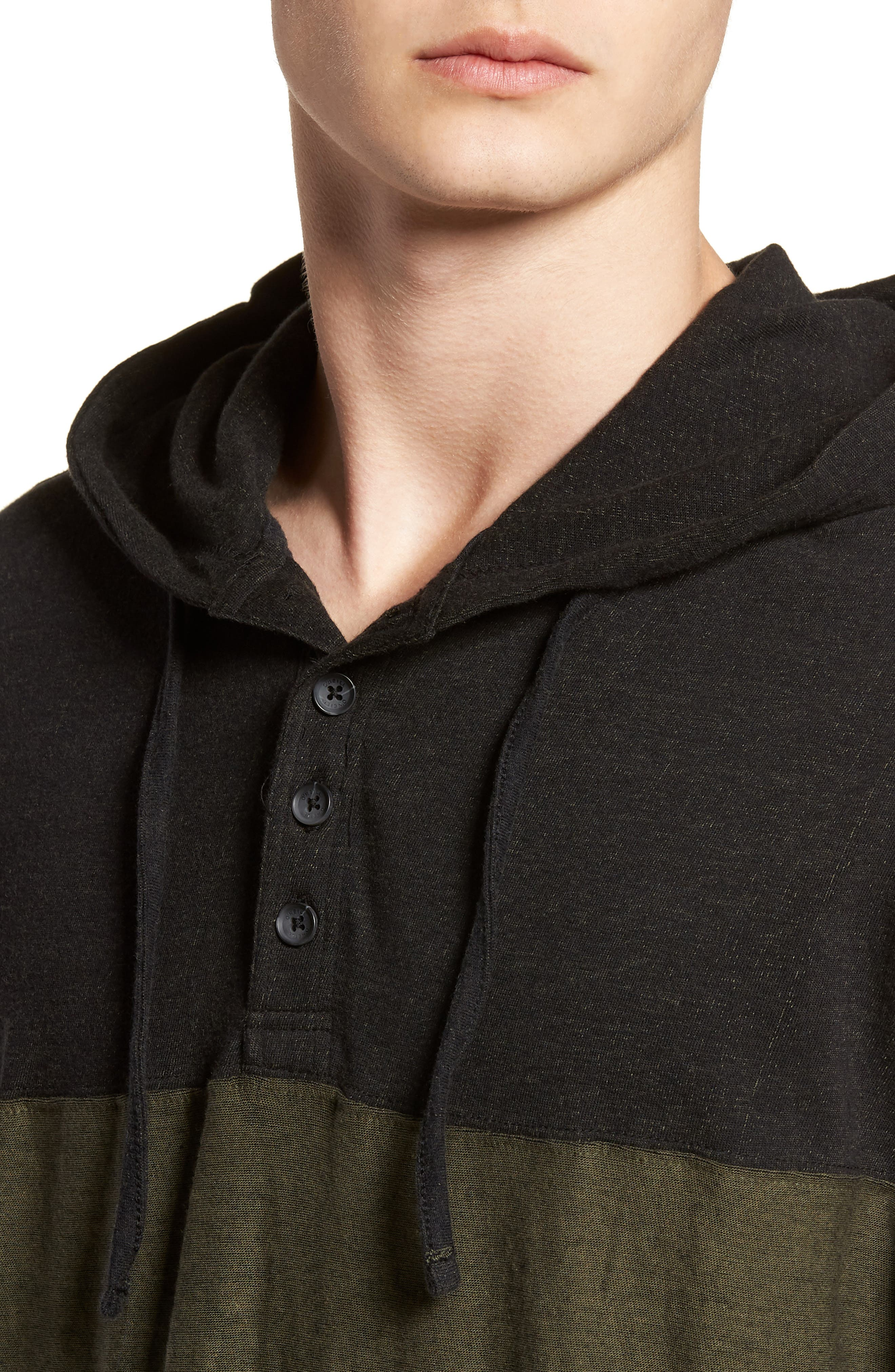 Liev Pullover,                             Alternate thumbnail 4, color,                             Black