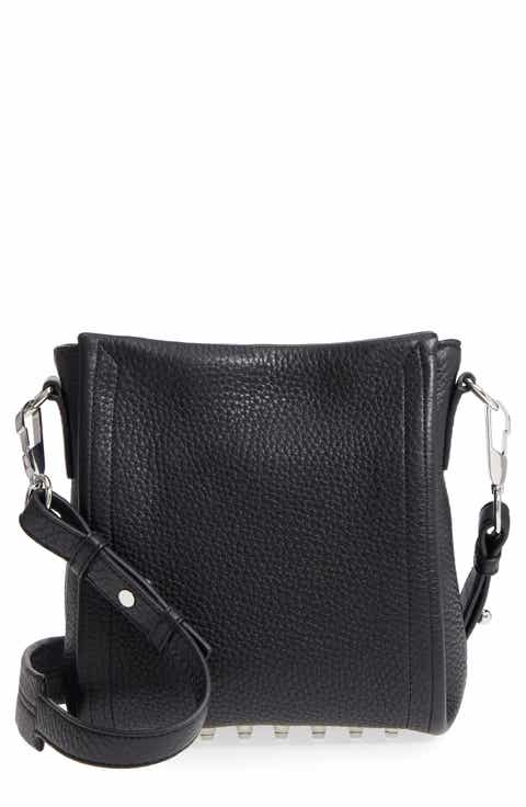 Alexander Mini Darcy Leather Shoulder Bag