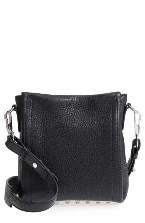 Alexander Wang Mini Darcy Leather Shoulder Bag