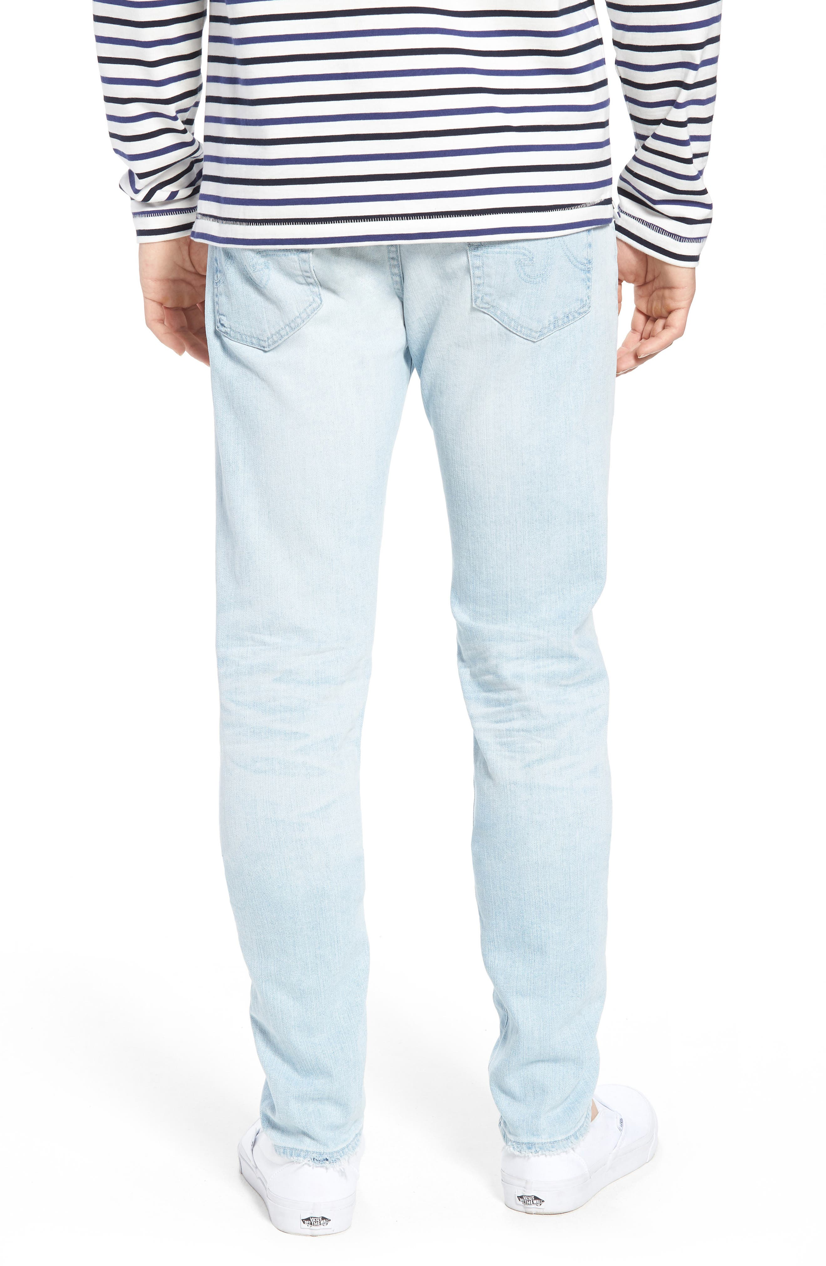 Dylan Skinny Fit Jeans,                             Alternate thumbnail 2, color,                             27 Years Surfrider