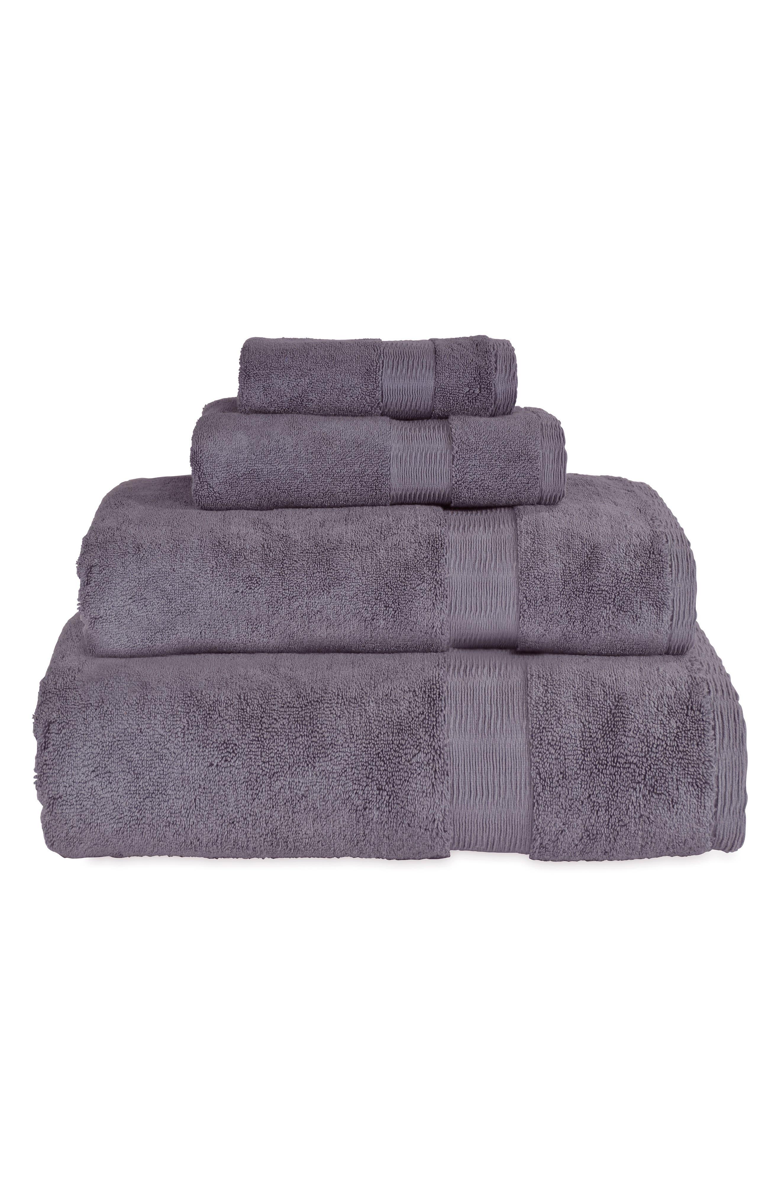 Mercer Bath Towel,                             Alternate thumbnail 2, color,                             Dusty Lavender