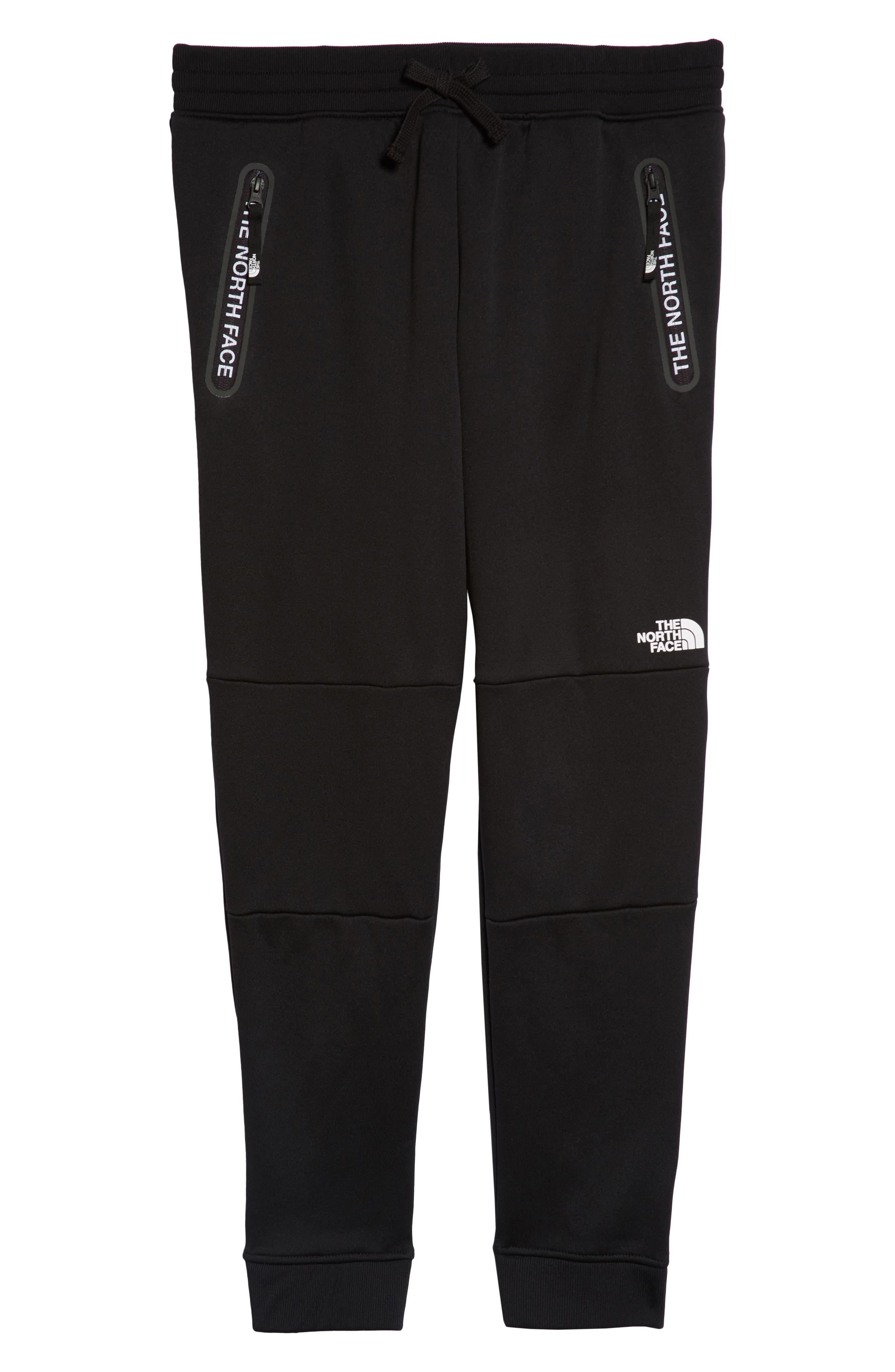 Mount Modern Jogger Pants,                             Alternate thumbnail 6, color,                             Tnf Black