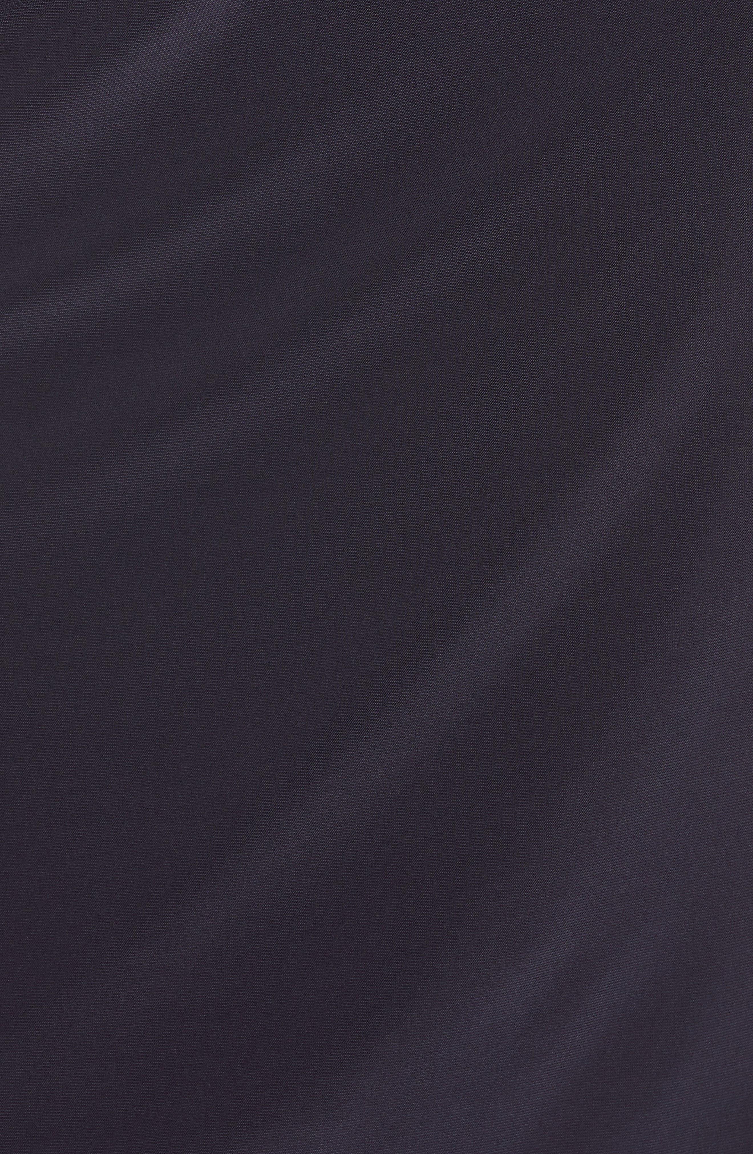 Alternate Image 5  - NIC+ZOE Twist Side Matte Jersey Dress