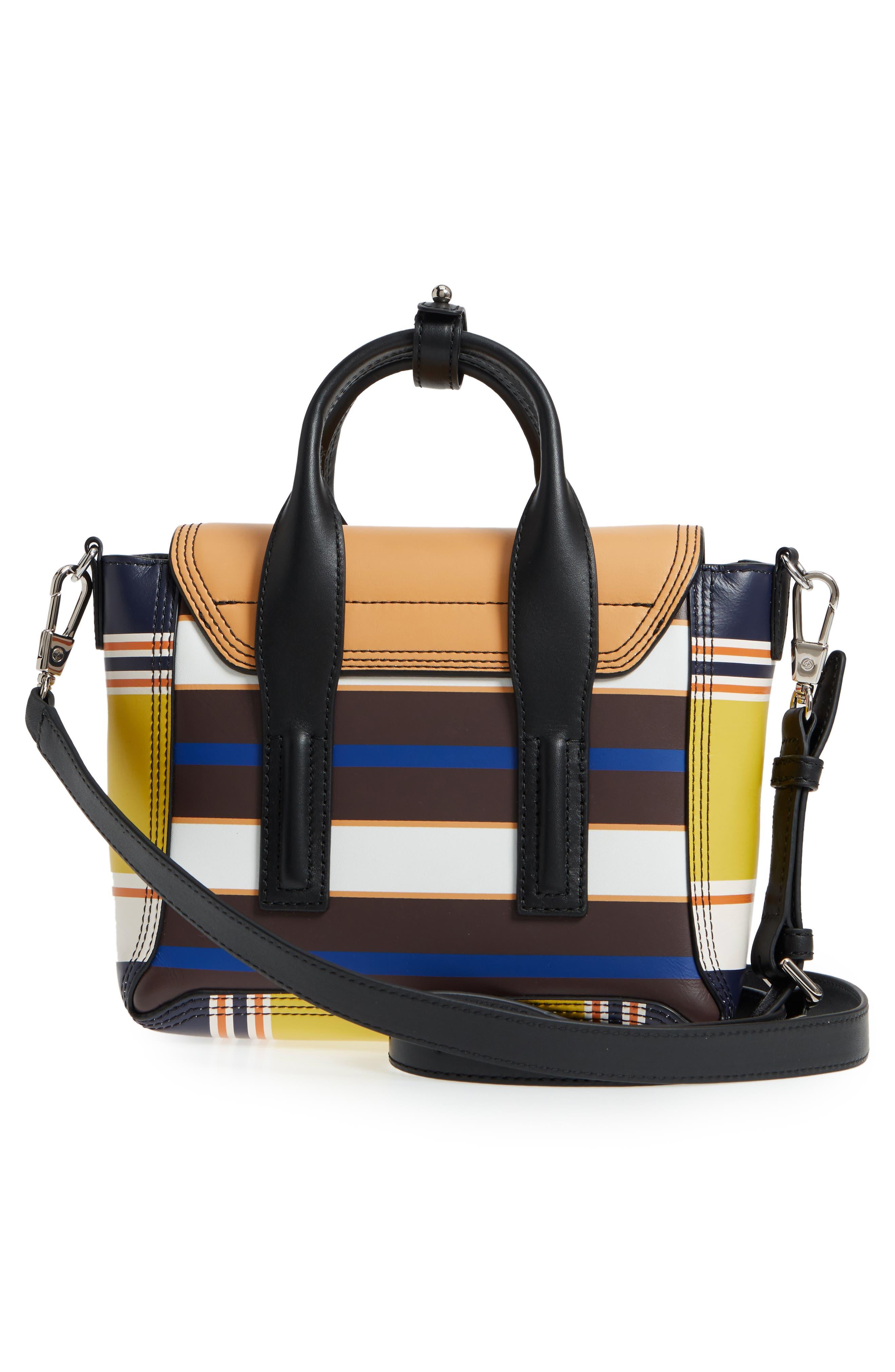 Alternate Image 3  - 3.1 Phillip Lim Mini Pashli Stripe Leather Satchel