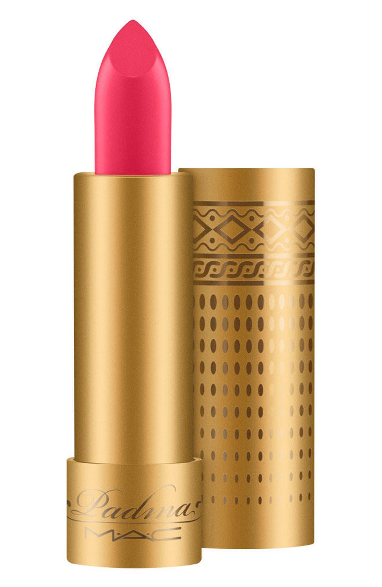MAC Padma Lakshmi Lipstick (Limited Edition)