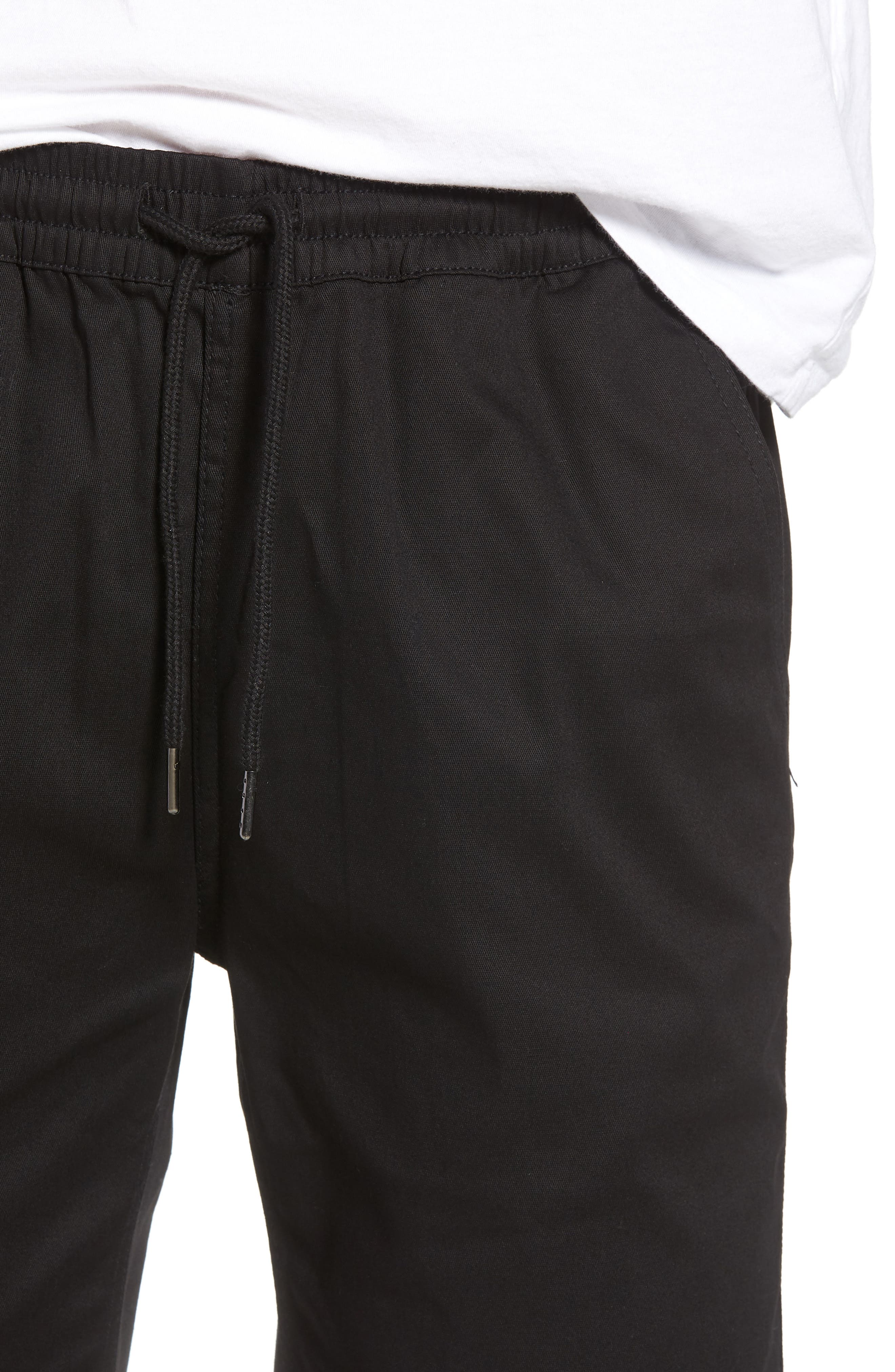 Runner Shorts,                             Alternate thumbnail 4, color,                             Black