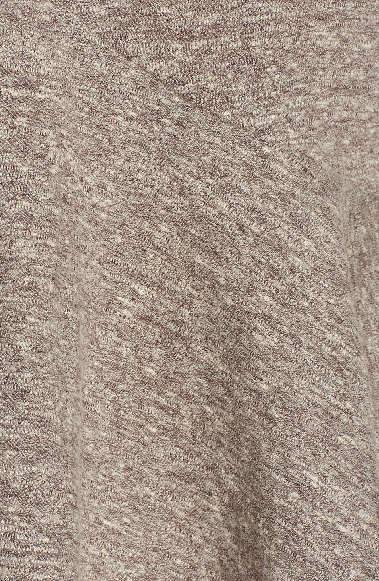 Peplum Camisole,                             Alternate thumbnail 3, color,                             Grey Medium Heather