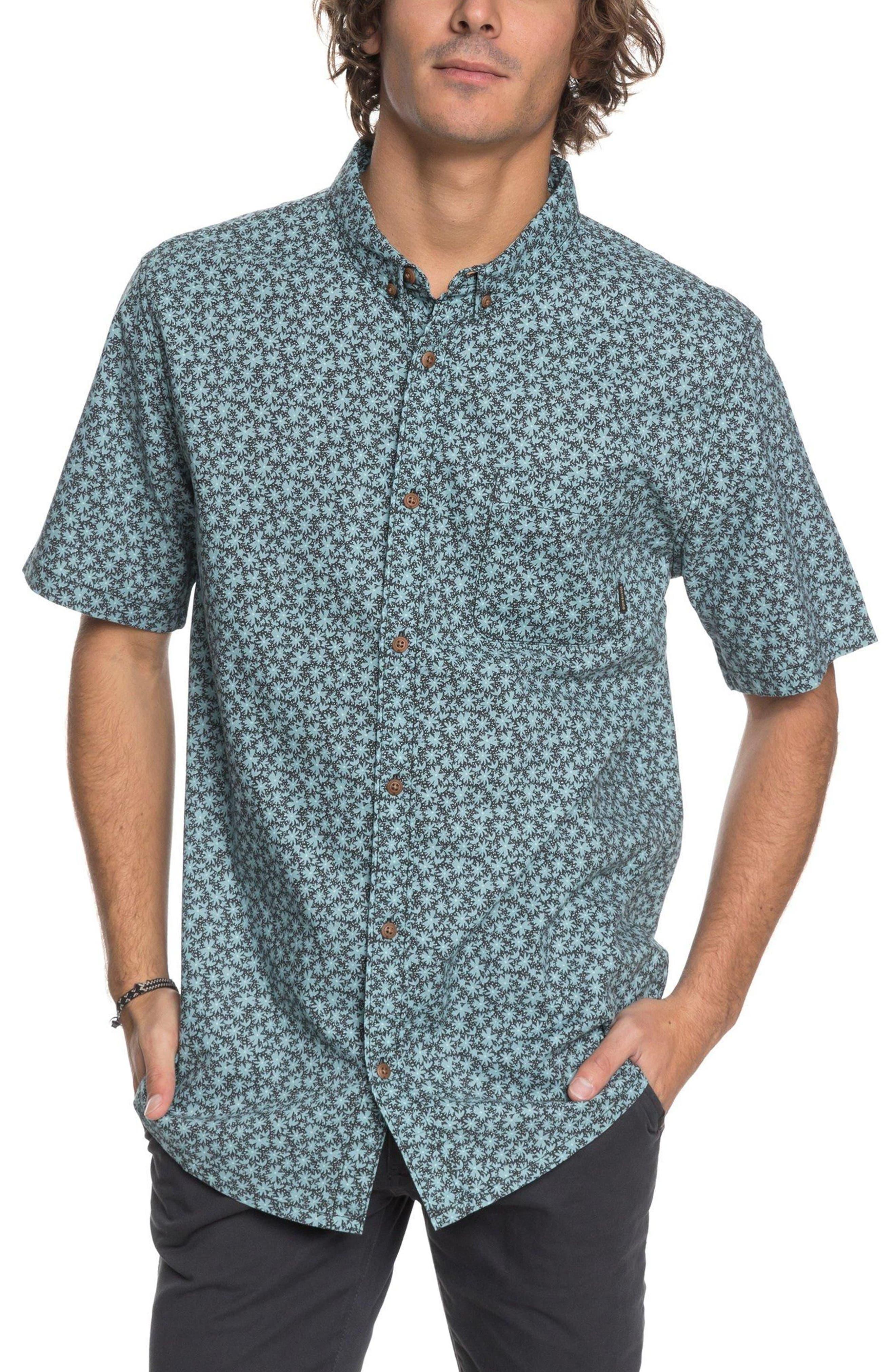 Quiksilver Minikani Woven Shirt