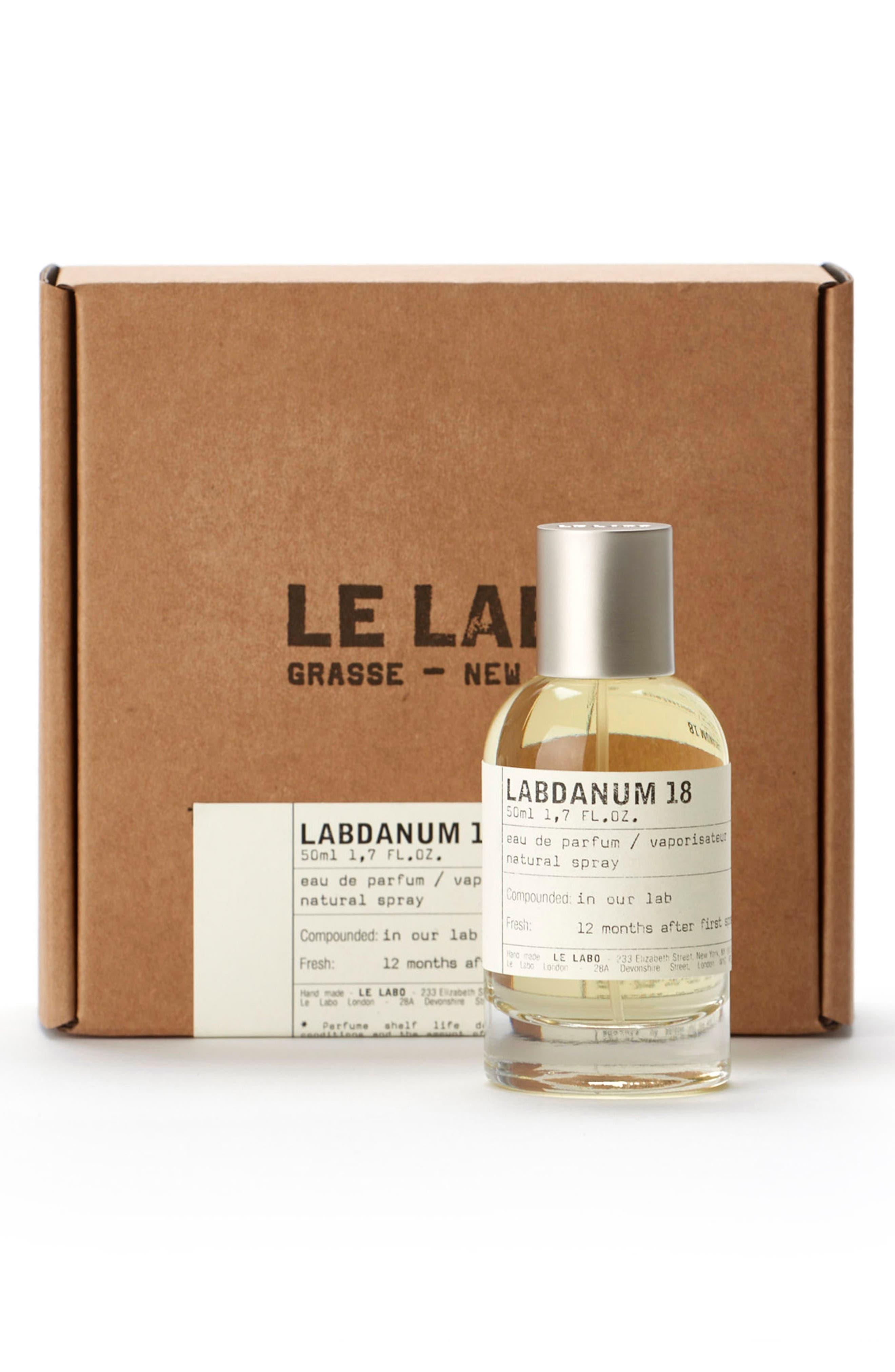 'Labdanum 18' Eau de Parfum,                             Alternate thumbnail 3, color,                             No Color