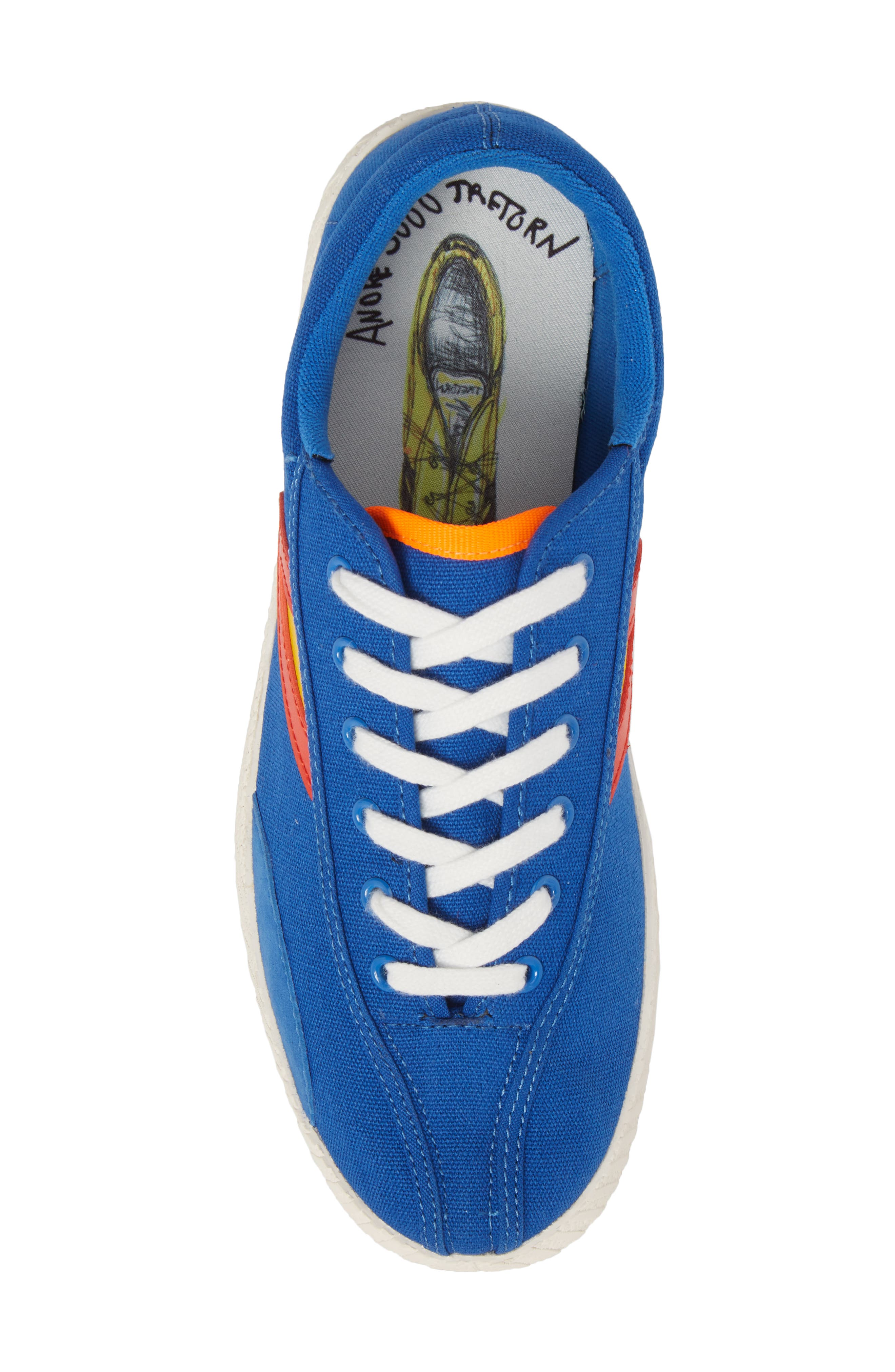 Alternate Image 5  - Tretorn Andre 3000 Nylite Low Top Sneaker (Men)