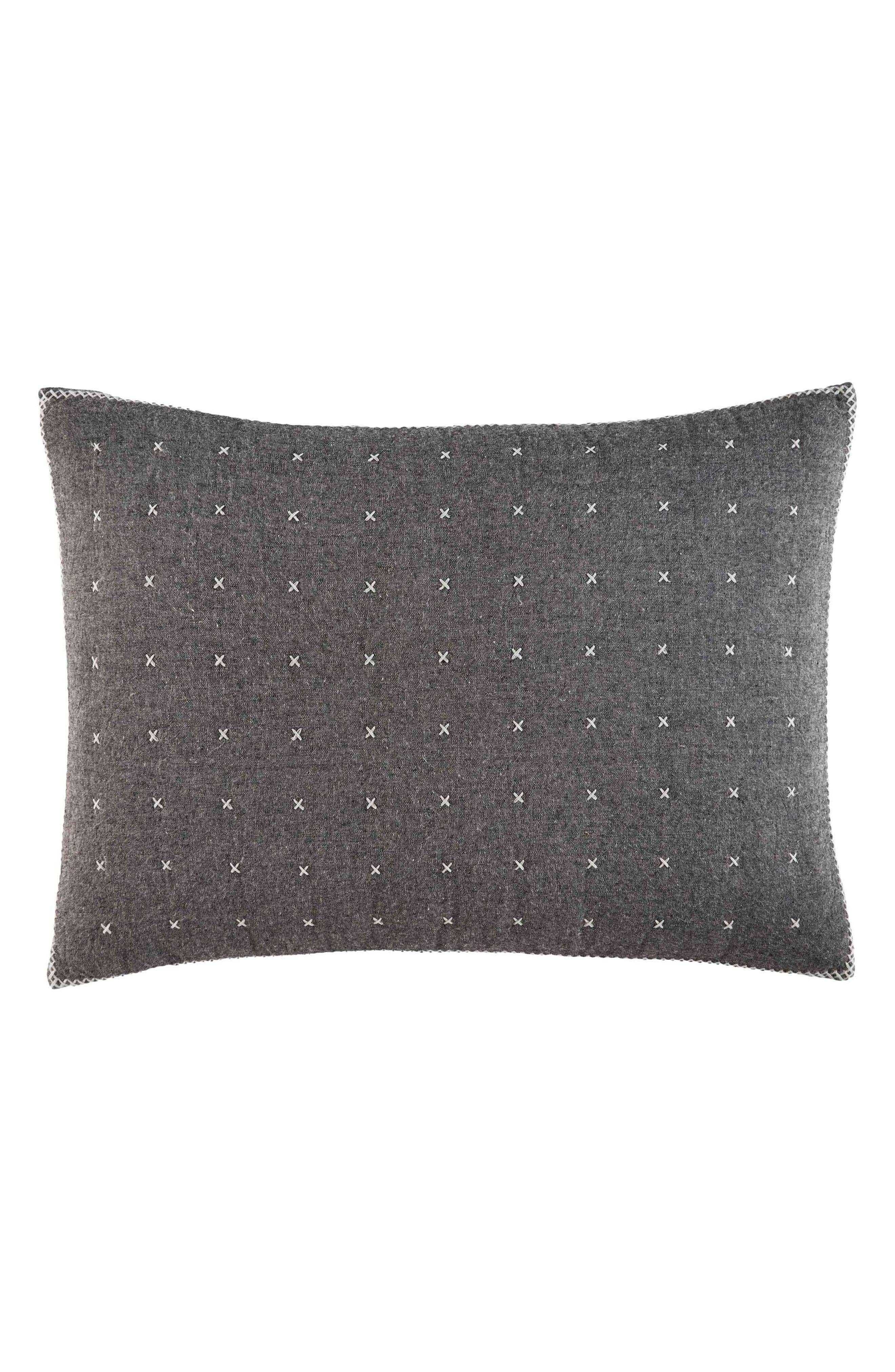 Greystone Accent Pillow,                             Main thumbnail 1, color,                             Grey