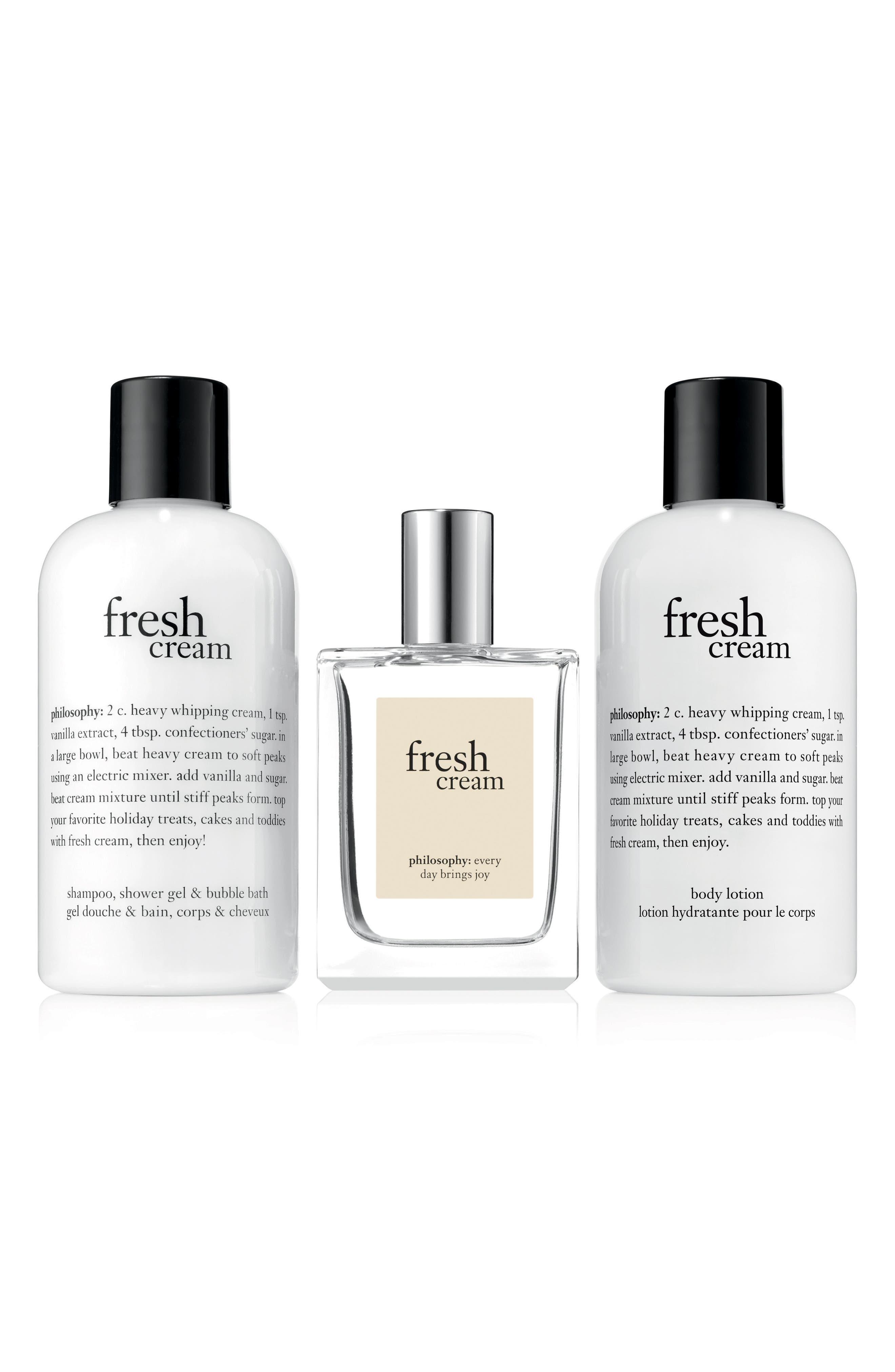 fresh cream set,                             Alternate thumbnail 2, color,                             No Color