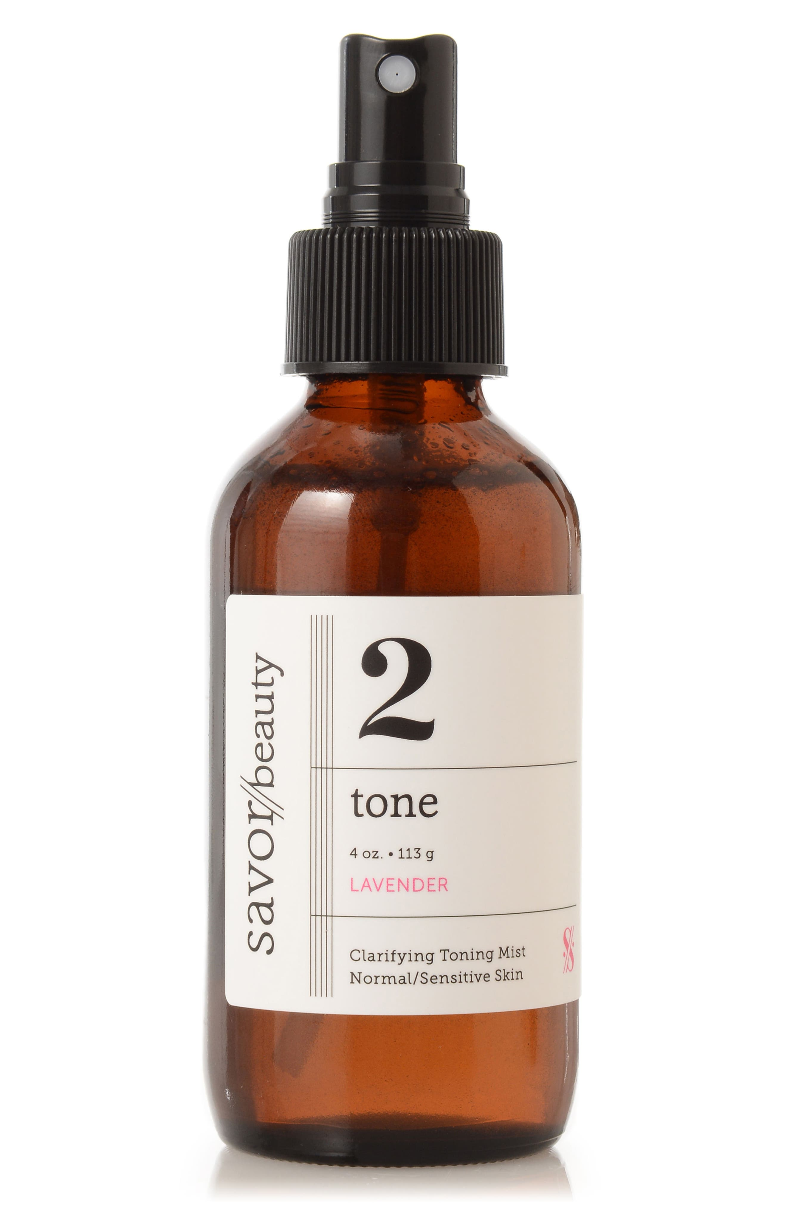 Main Image - Savor Beauty Tone Lavender Clarifying Toning Mist