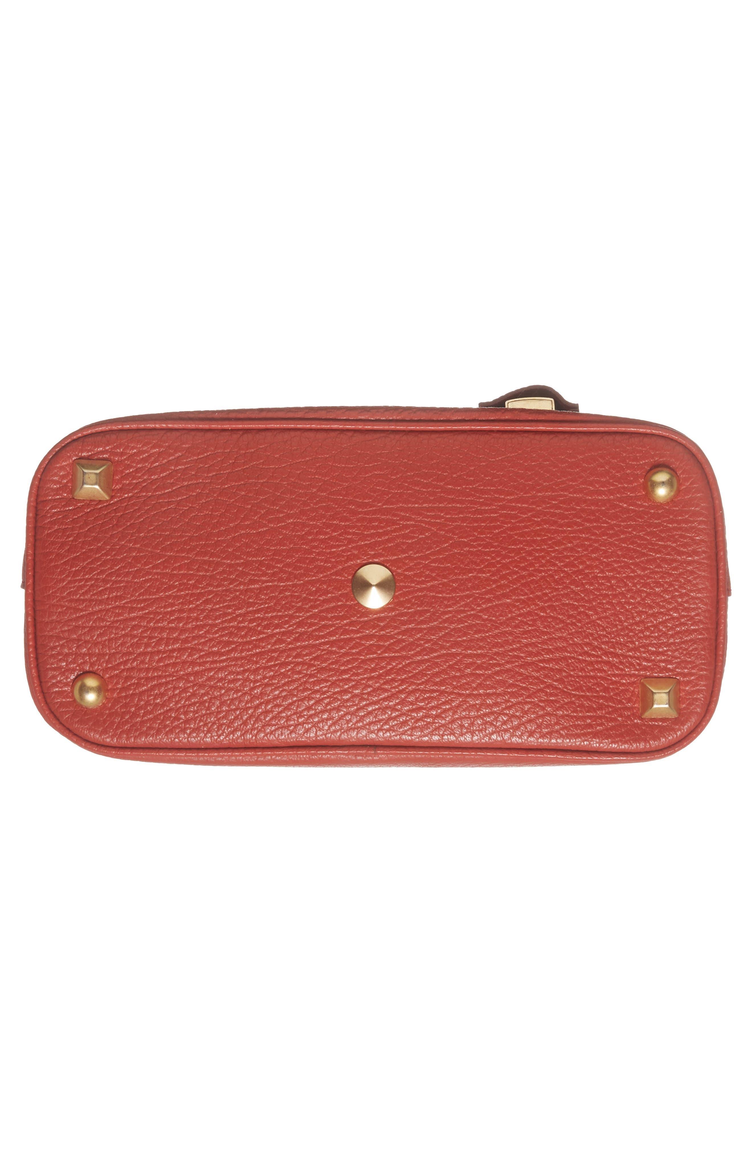 Alternate Image 7  - Maison Margiela Small 5AC Calfskin Leather Handbag
