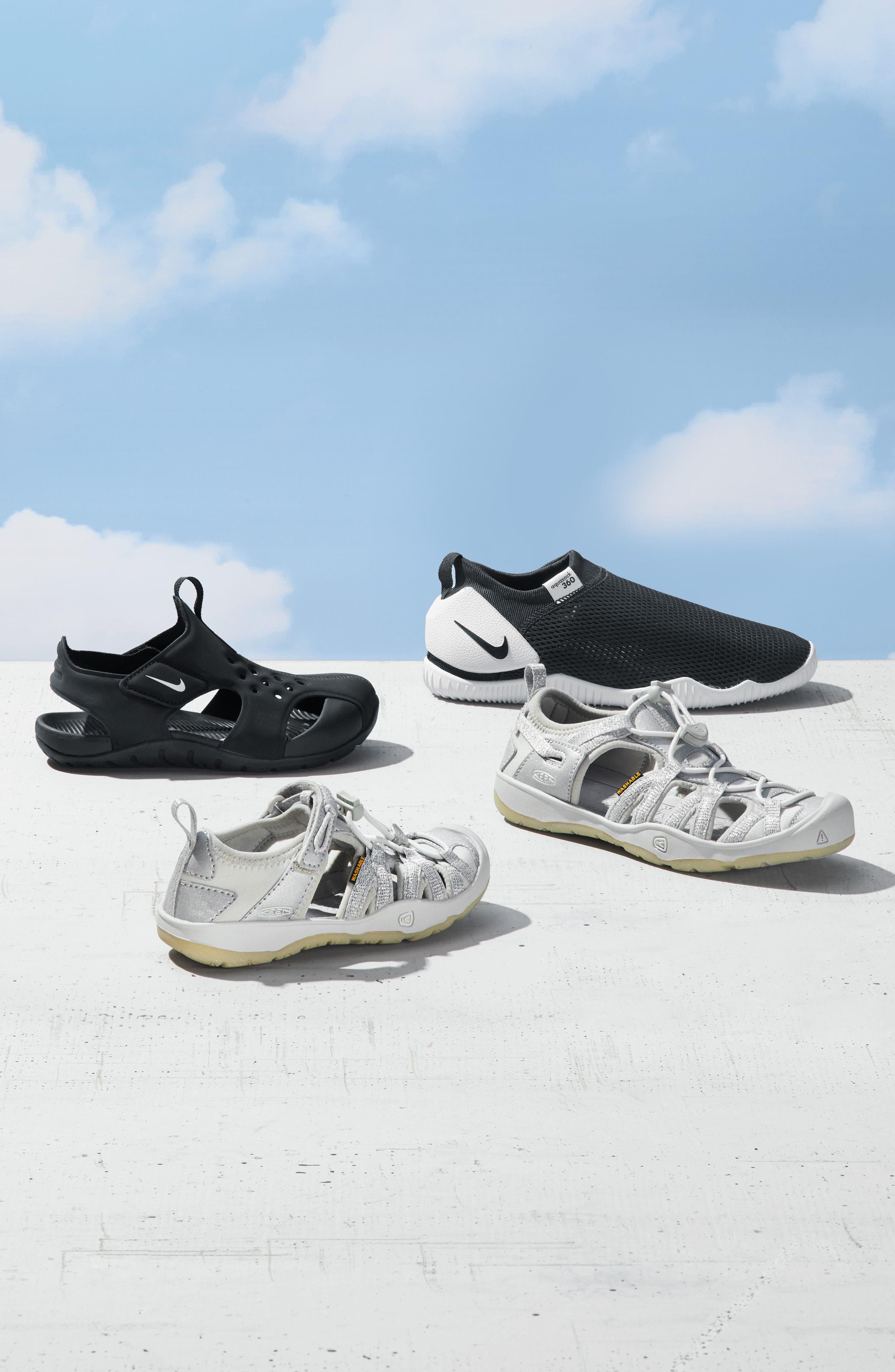 Alternate Image 7  - Nike Sunray Protect 2 Sandal (Baby, Walker, Toddler & Little Kid)