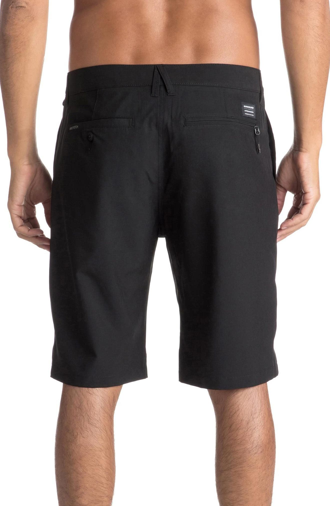 Union Amphibian Shorts,                             Alternate thumbnail 2, color,                             Black