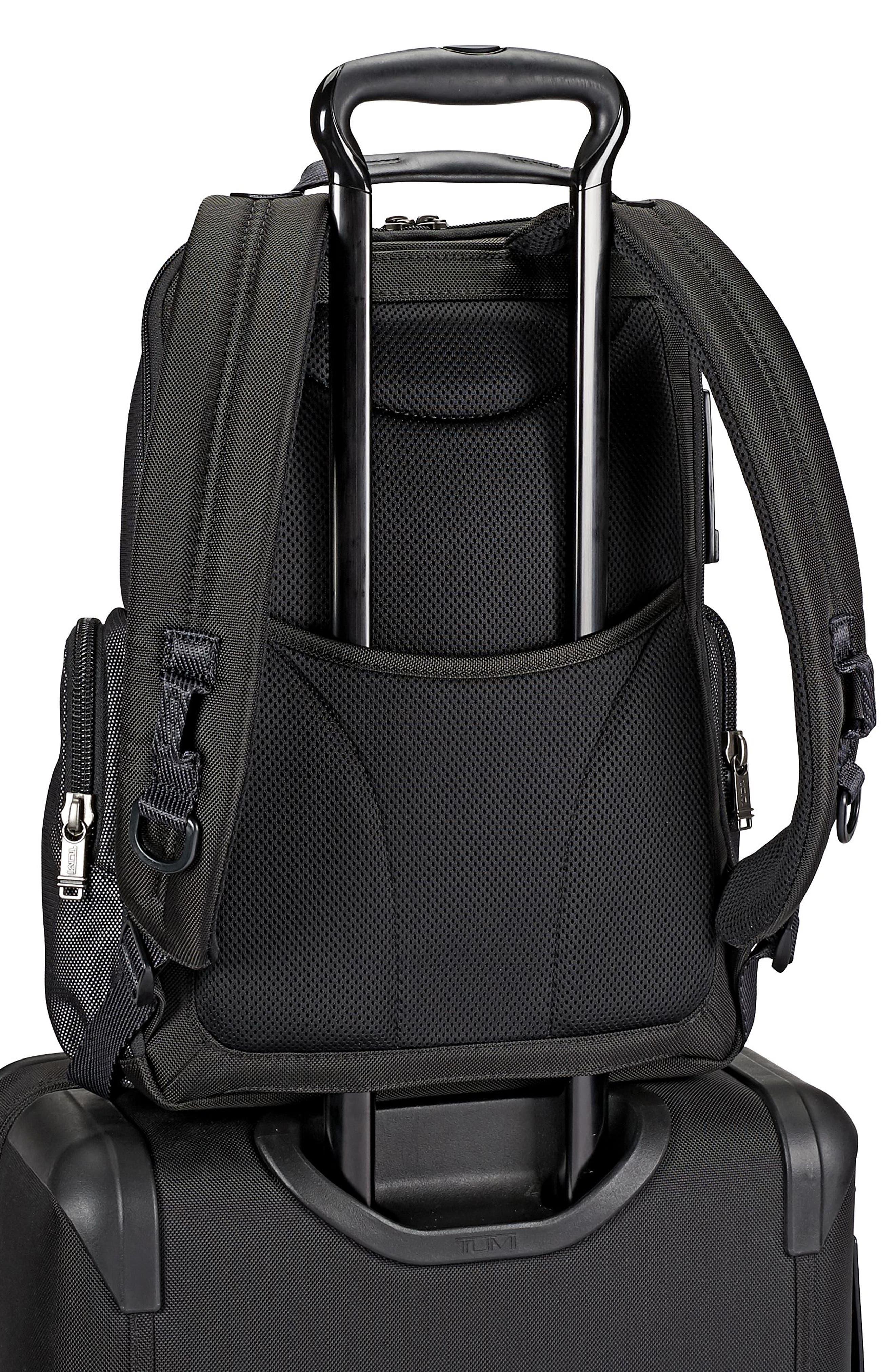 Alpha Bravo - Nellis Backpack,                             Alternate thumbnail 3, color,                             Reflective Silver