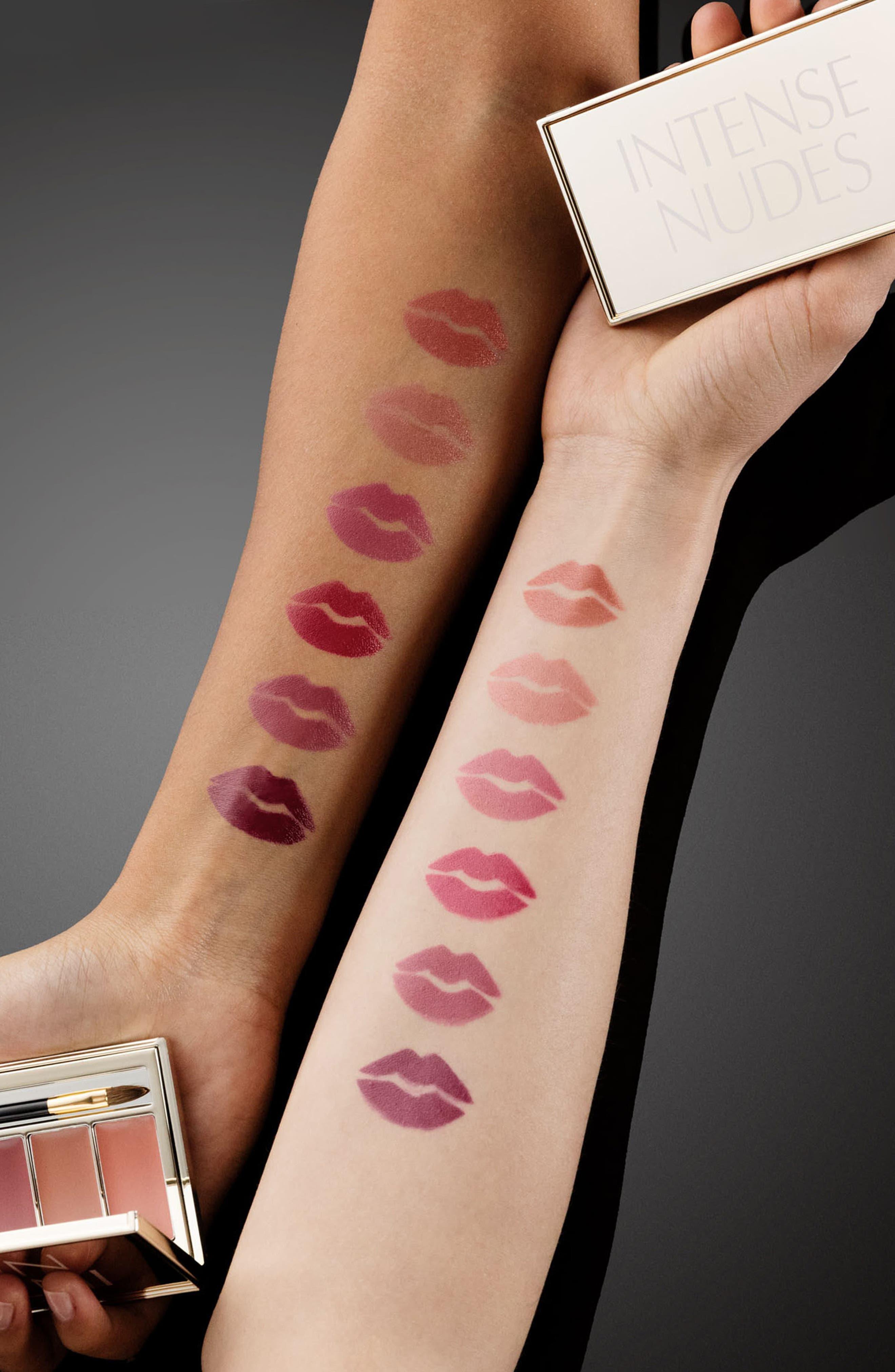 Alternate Image 2  - Estée Lauder Intense Nudes Lip Palette