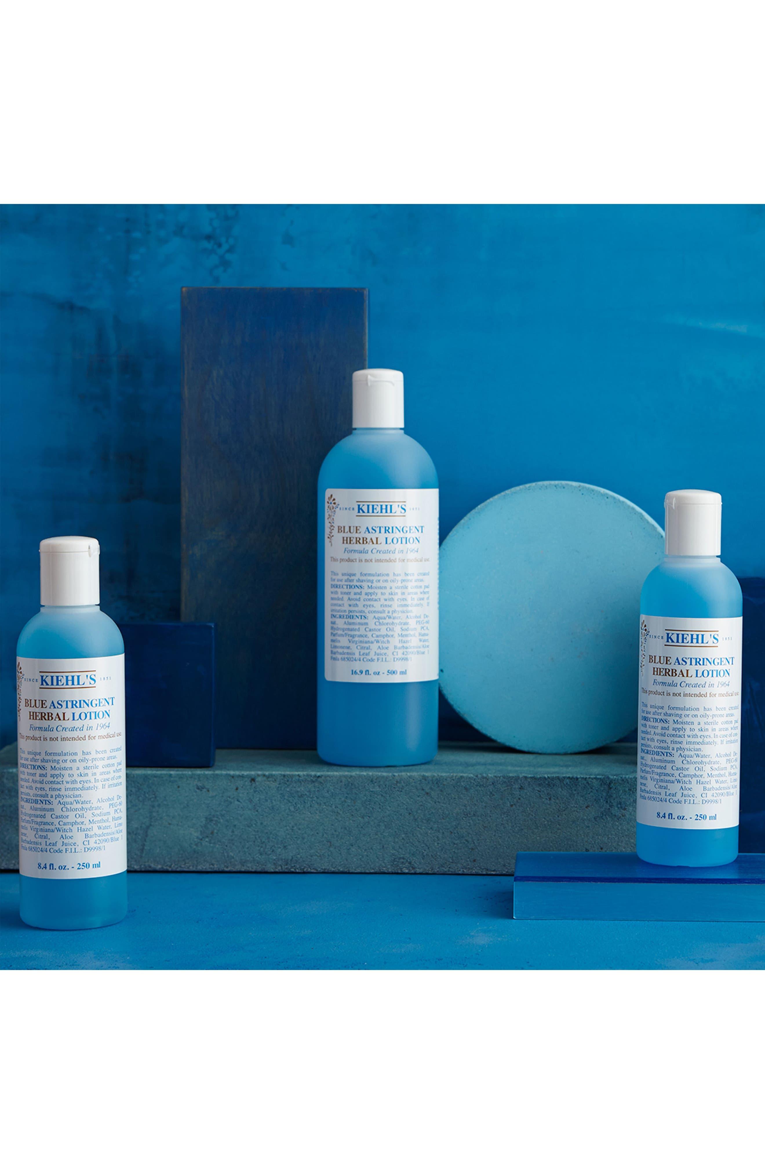Alternate Image 4  - Kiehl's Since 1851 Blue Astringent Herbal Lotion®