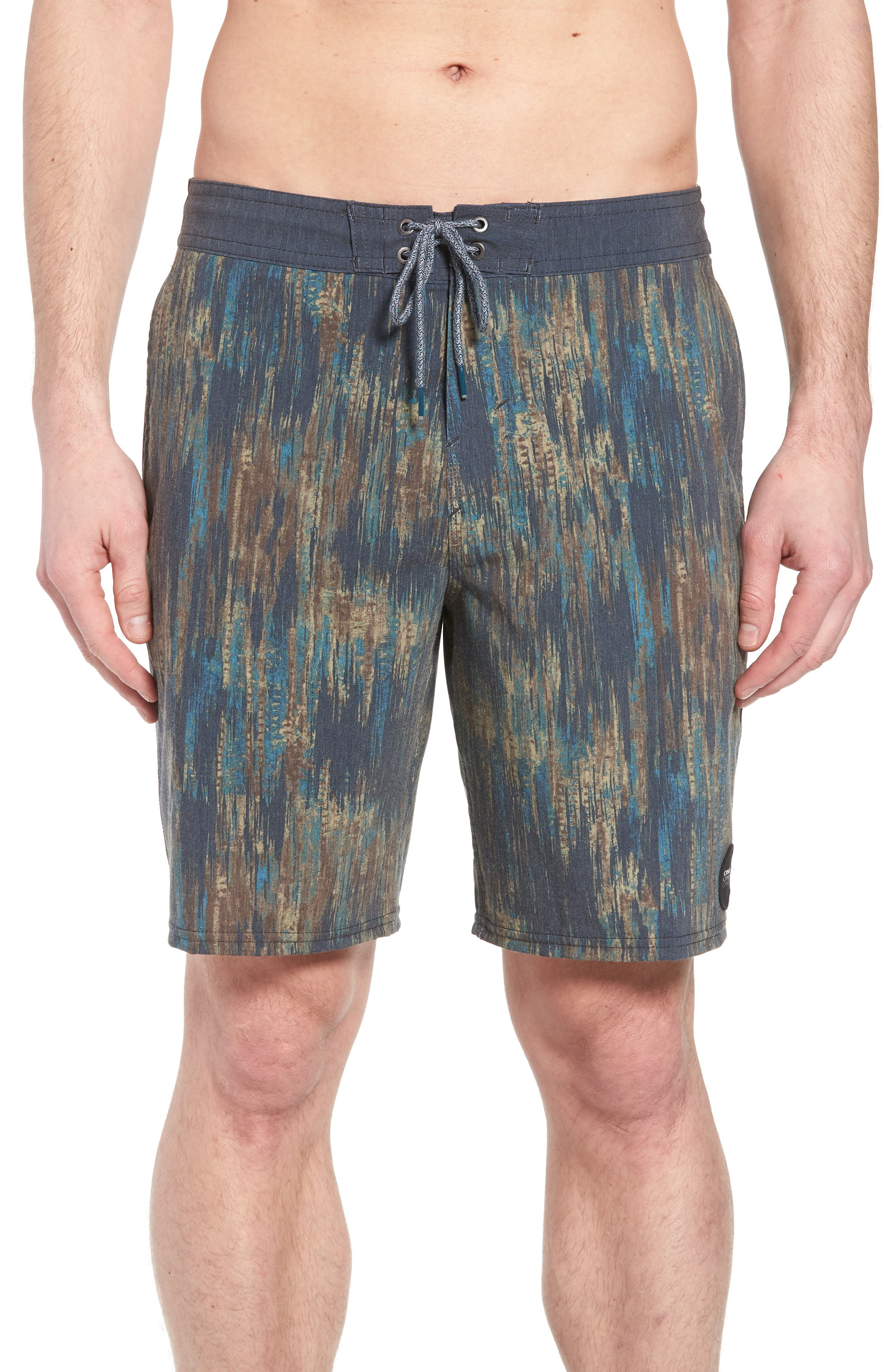 Richter Cruzer Board Shorts,                             Main thumbnail 1, color,                             Dark Navy