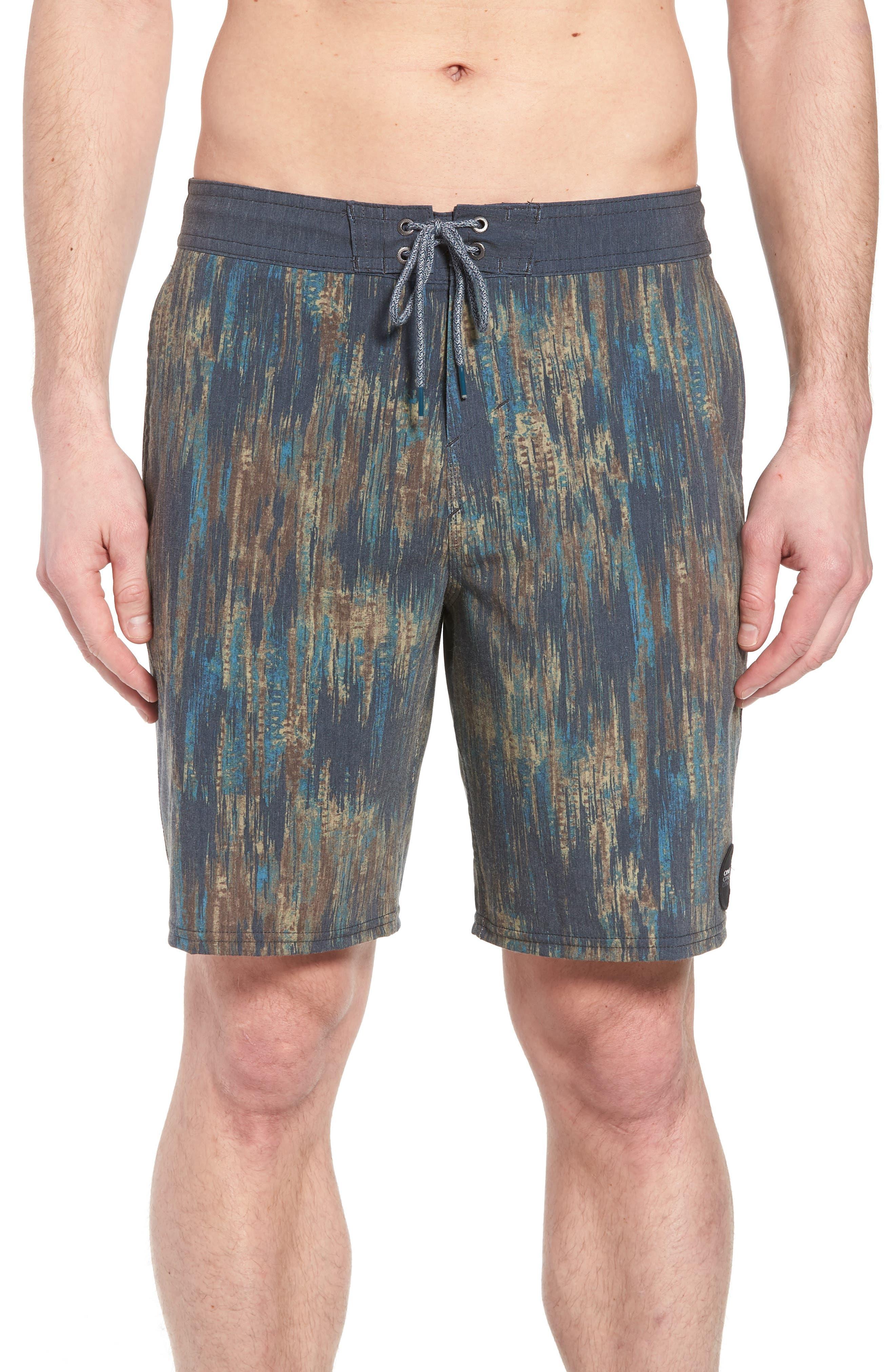 Richter Cruzer Board Shorts,                         Main,                         color, Dark Navy