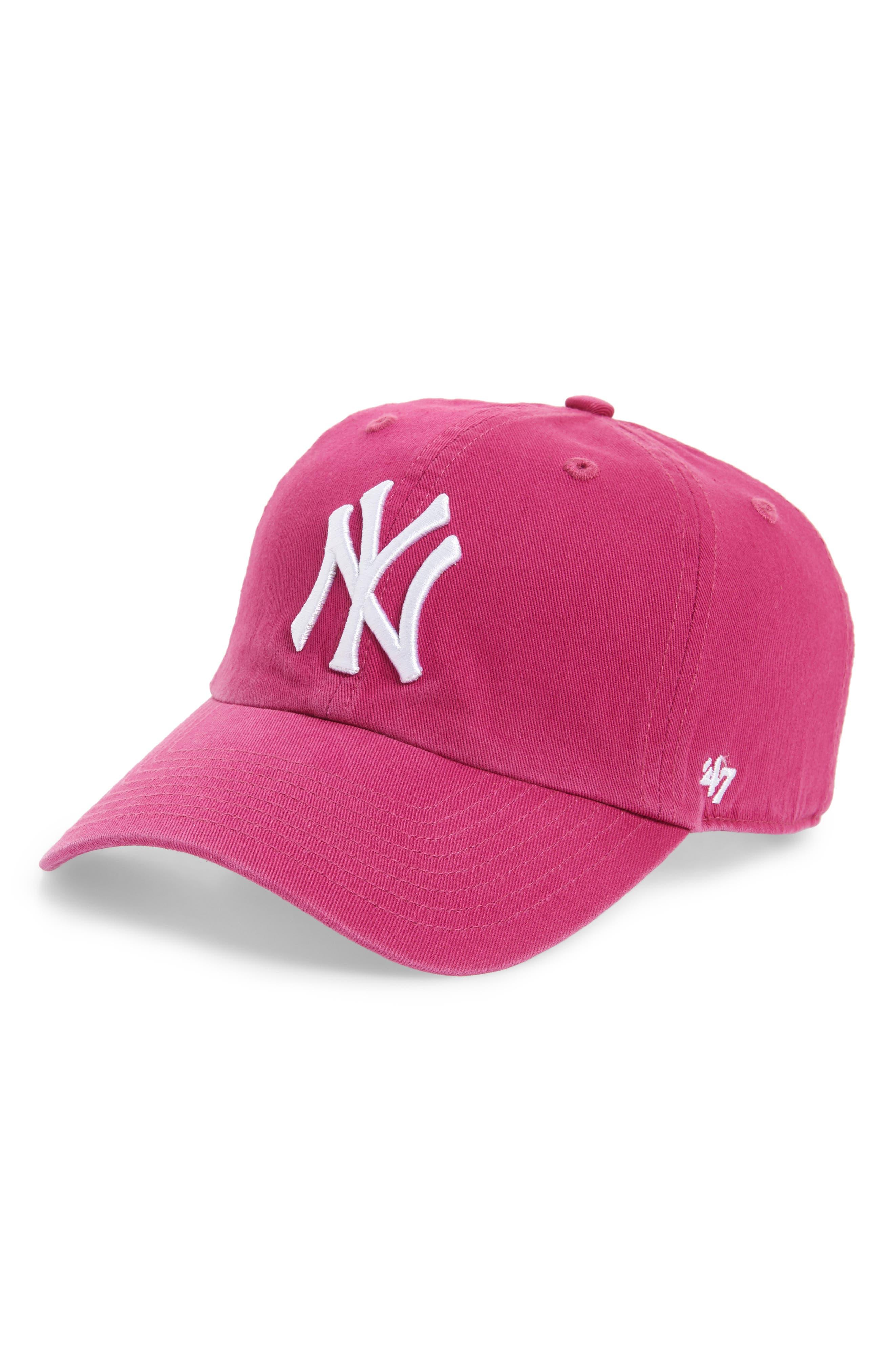 '47 Clean Up New York Yankees Baseball Cap