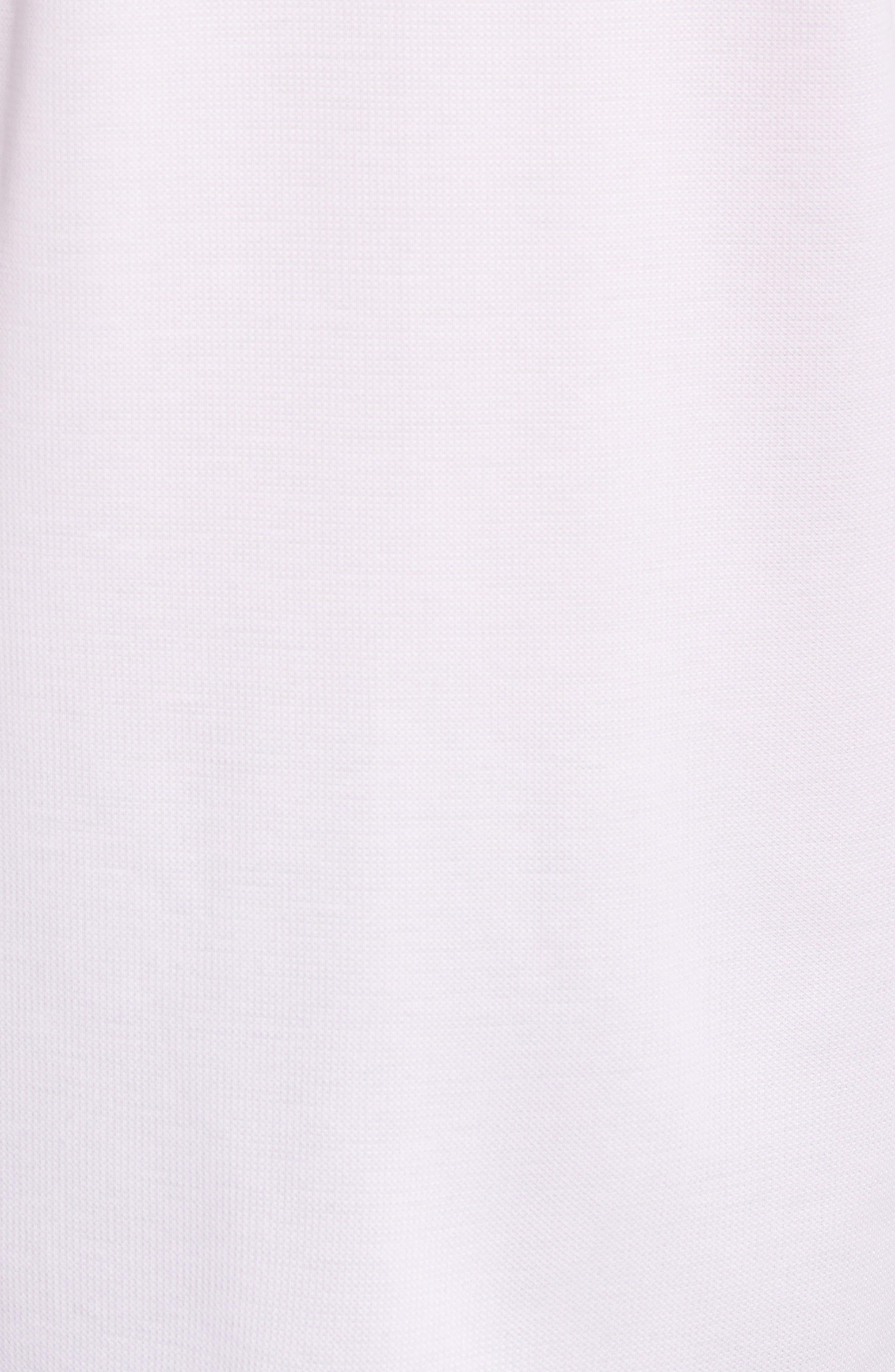 Knit Sport Shirt,                             Alternate thumbnail 5, color,                             Pink