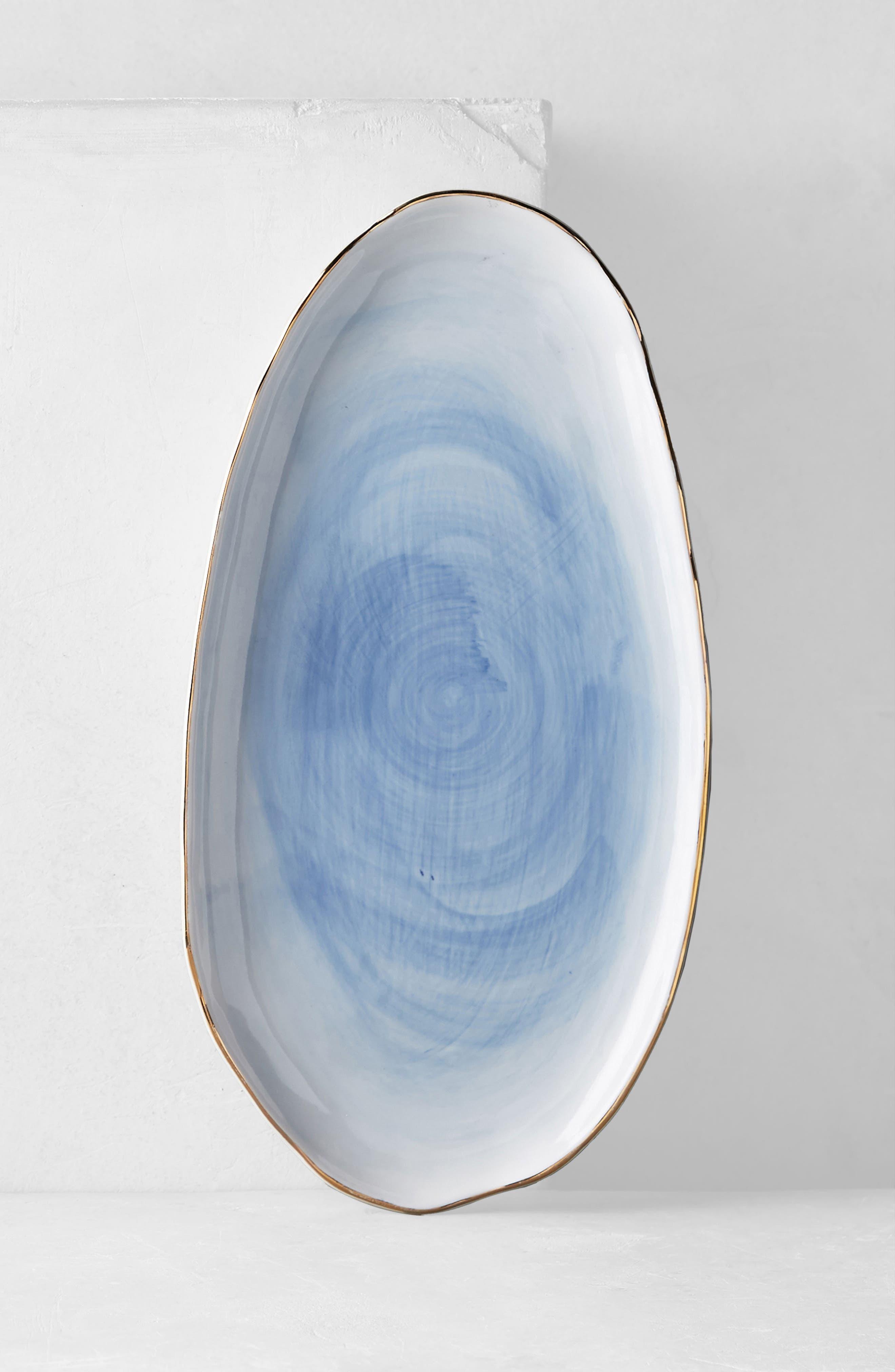 Anthropologie Mimira Ceramic Platter
