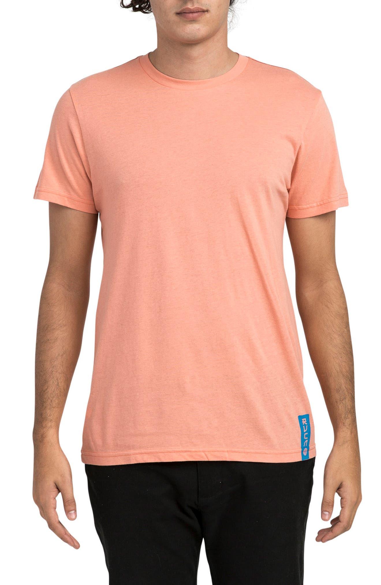 Eye Sight Graphic T-Shirt,                             Main thumbnail 1, color,                             Terracotta